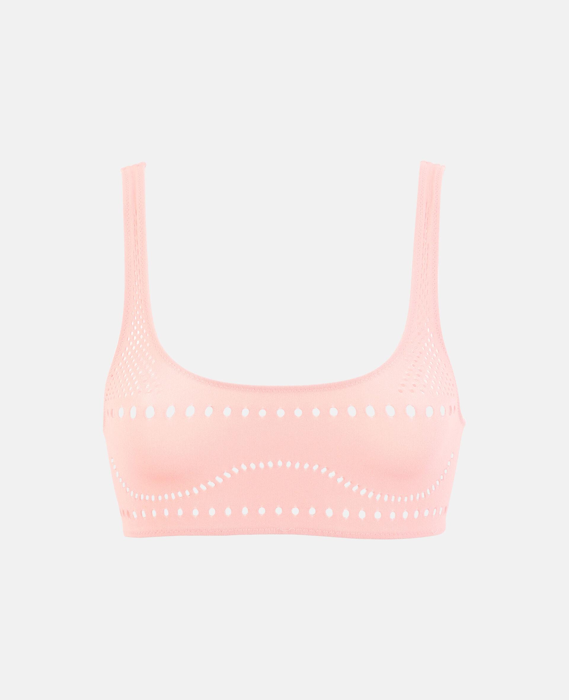Stellawear 短款文胸-粉色-large image number 0