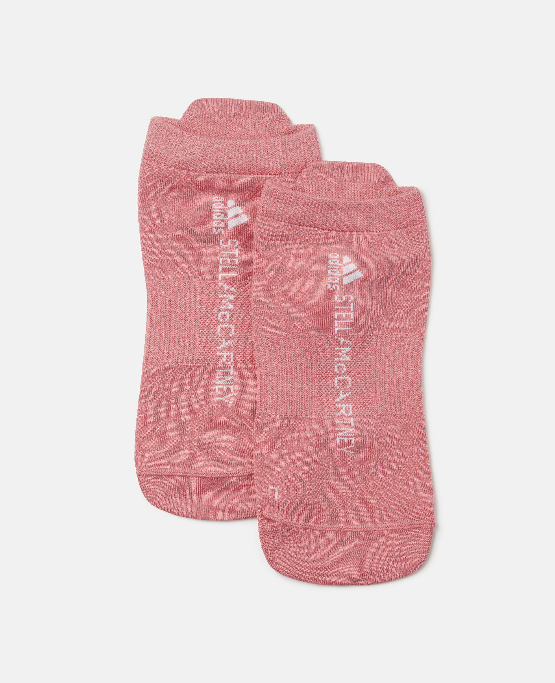 Active Pink Training Hidden Socks-Multicolour-large image number 1