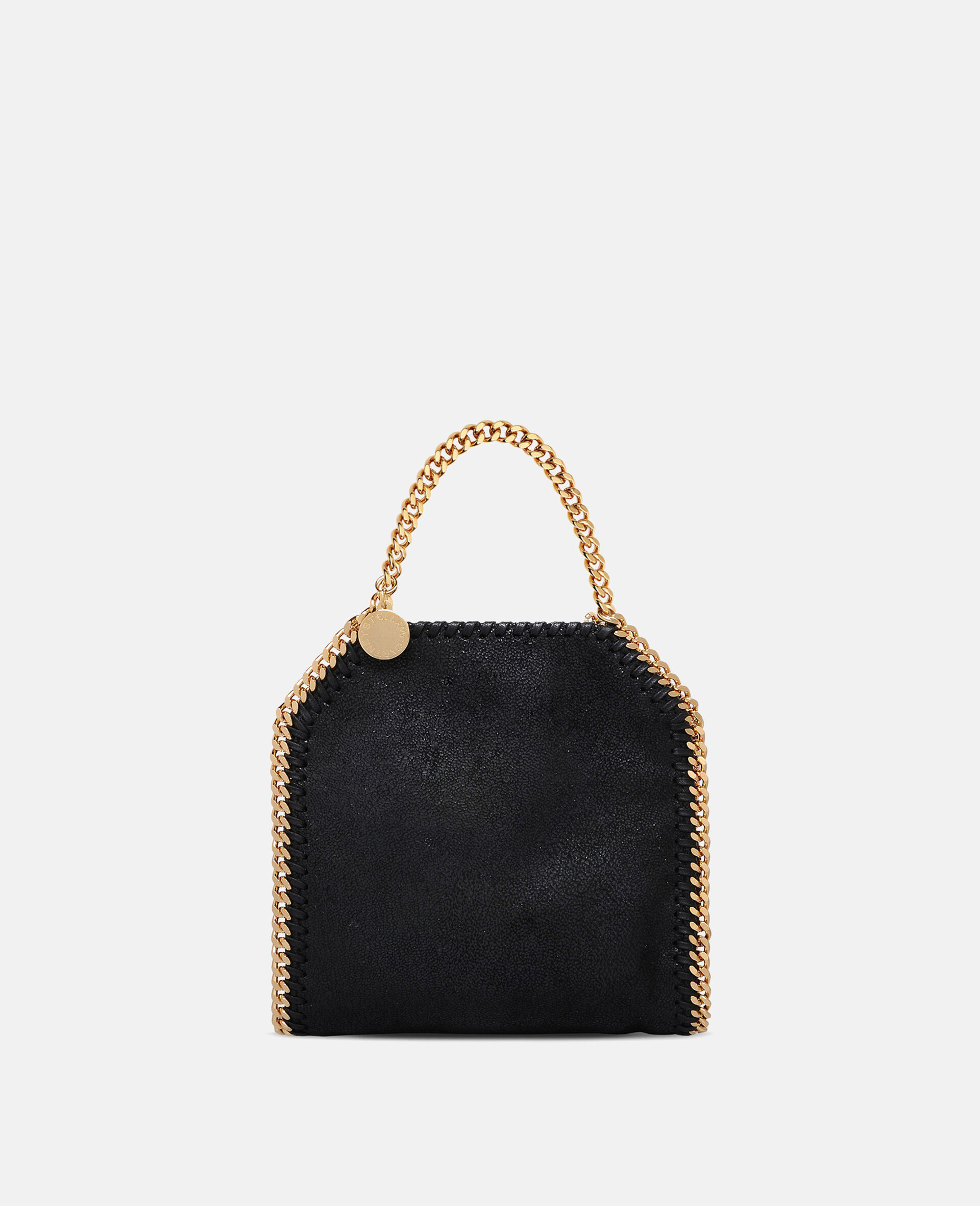Falabella Tiny Tote-Black-large