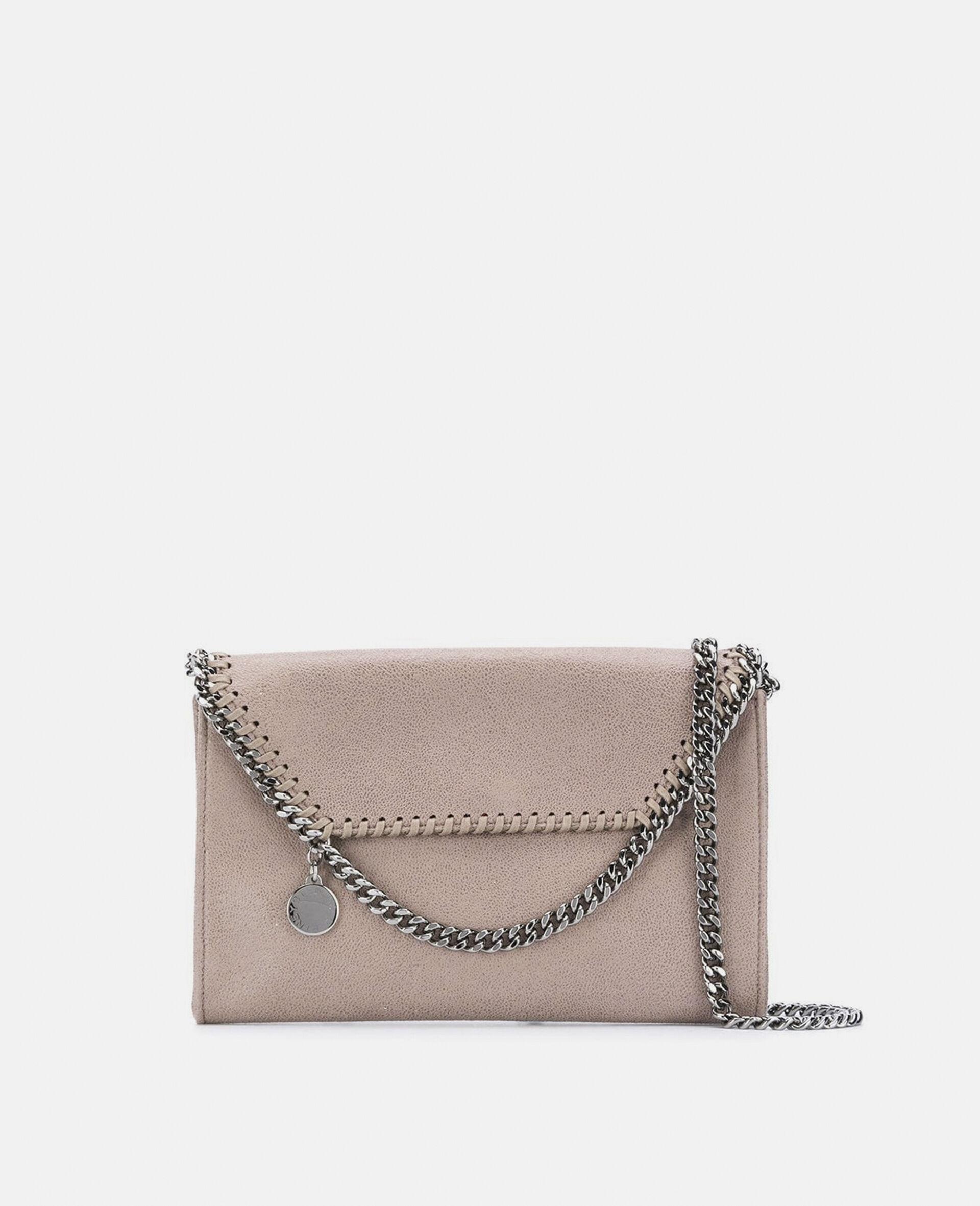 Falabella Mini Shoulder Bag-Grey-large image number 0