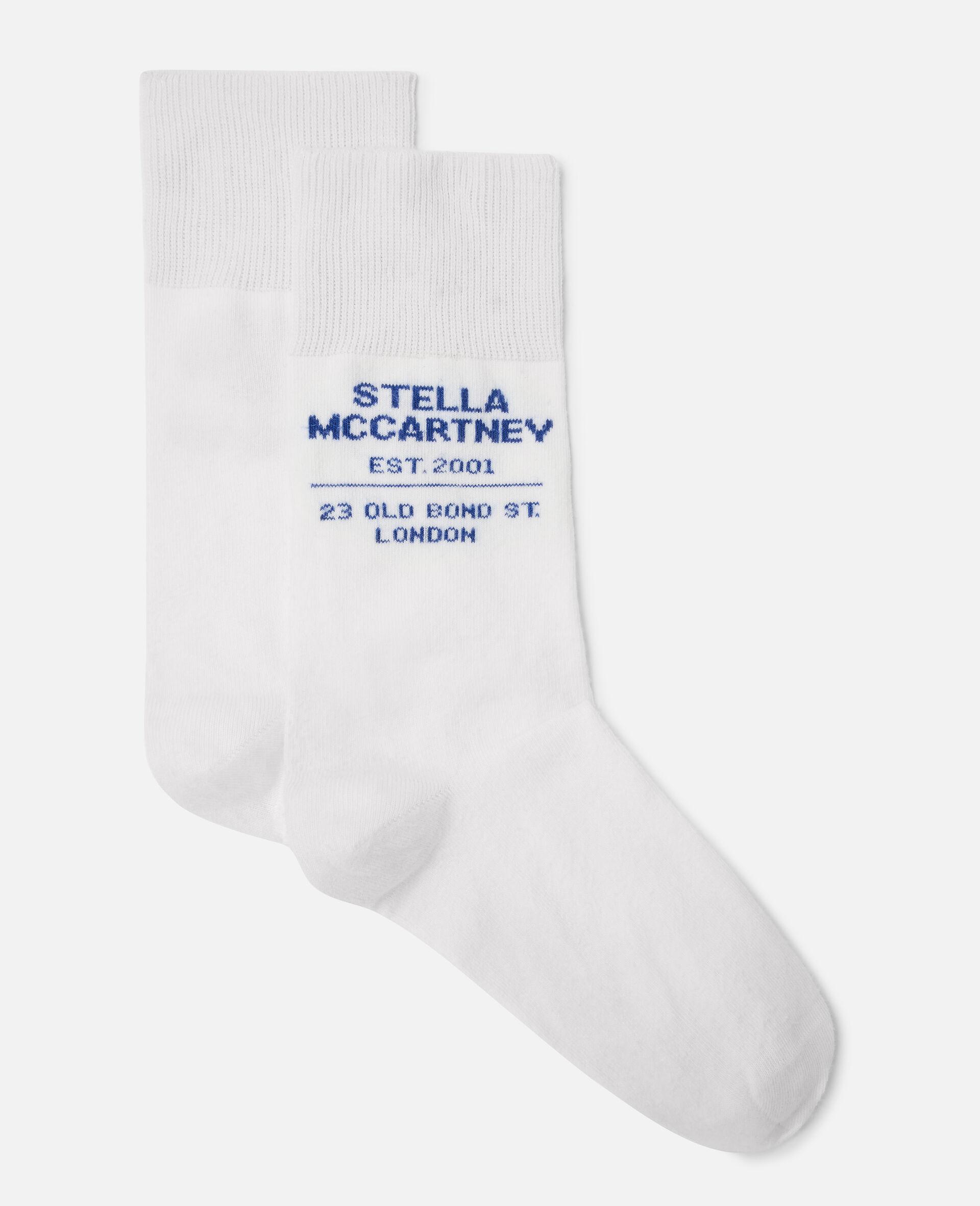 23 OBS Socks -White-large image number 0
