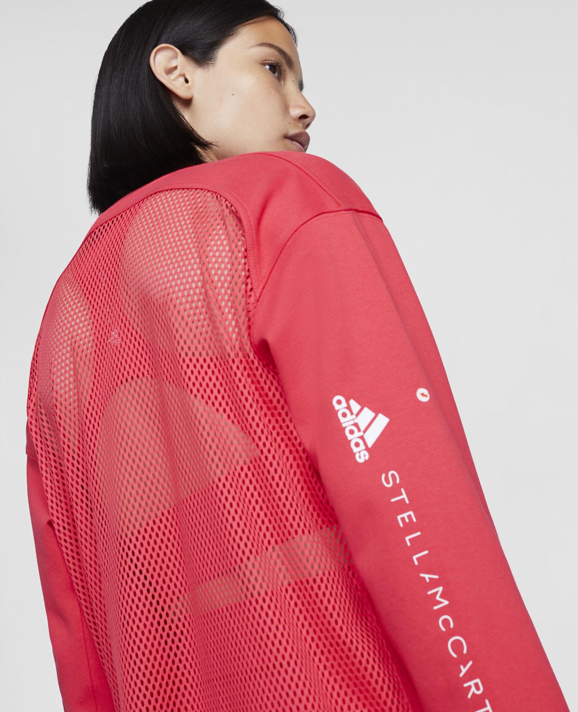 T-shirt d'entraînement rose-Rose-large image number 3