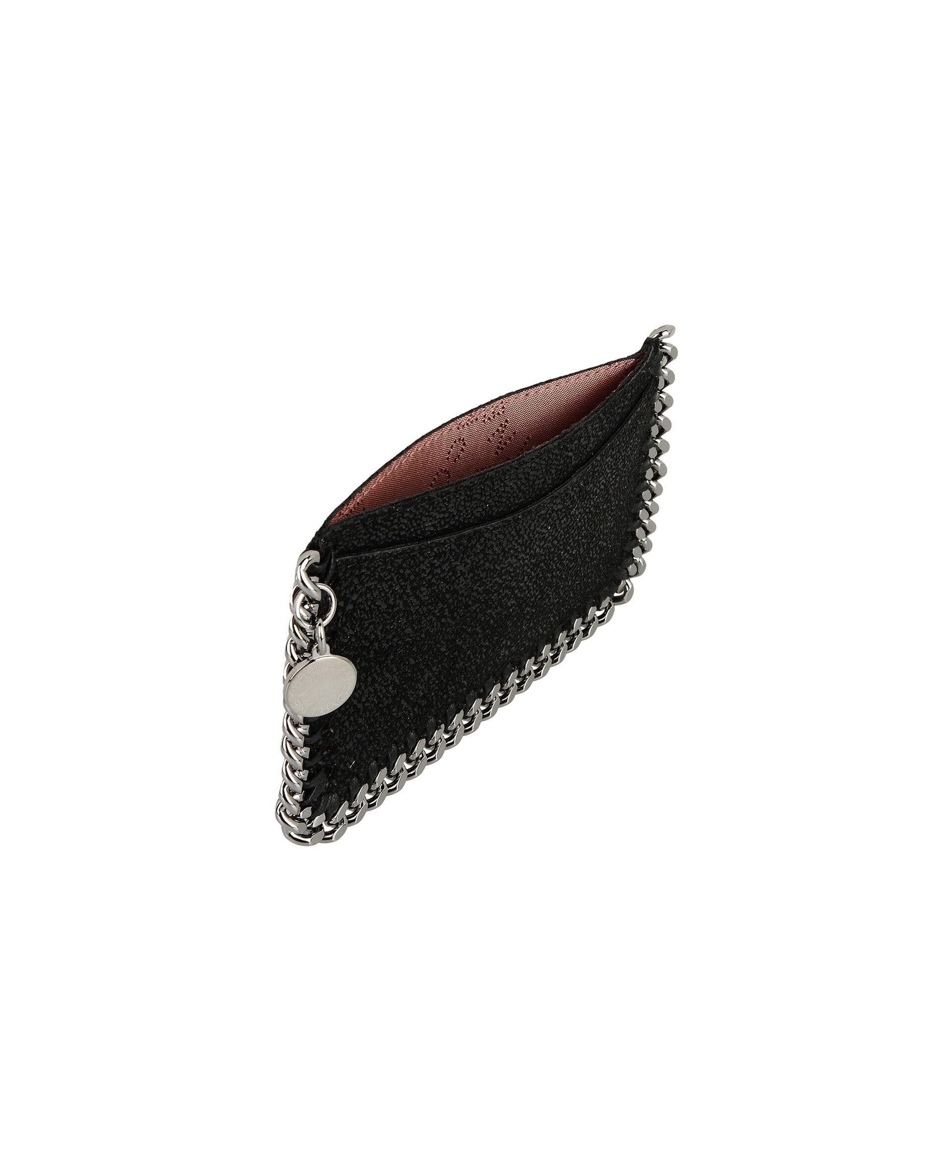 Falabella Cardholder -Black-large image number 2