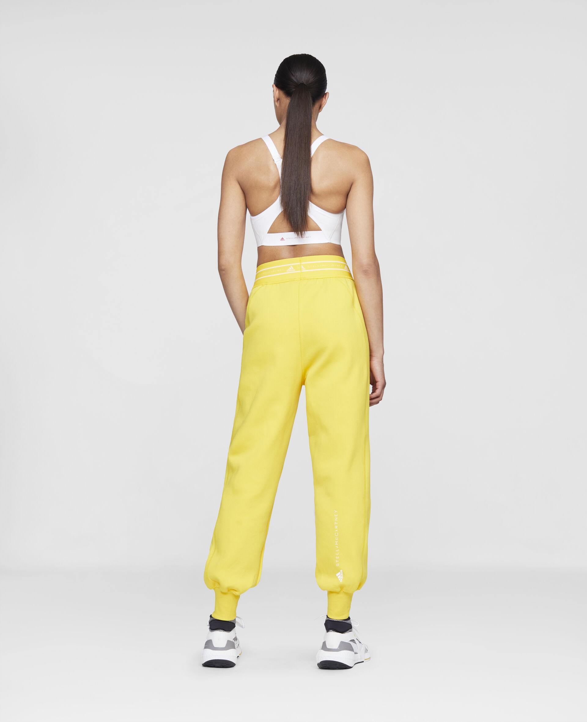 Yellow Training Sweatpants-Yellow-large image number 2