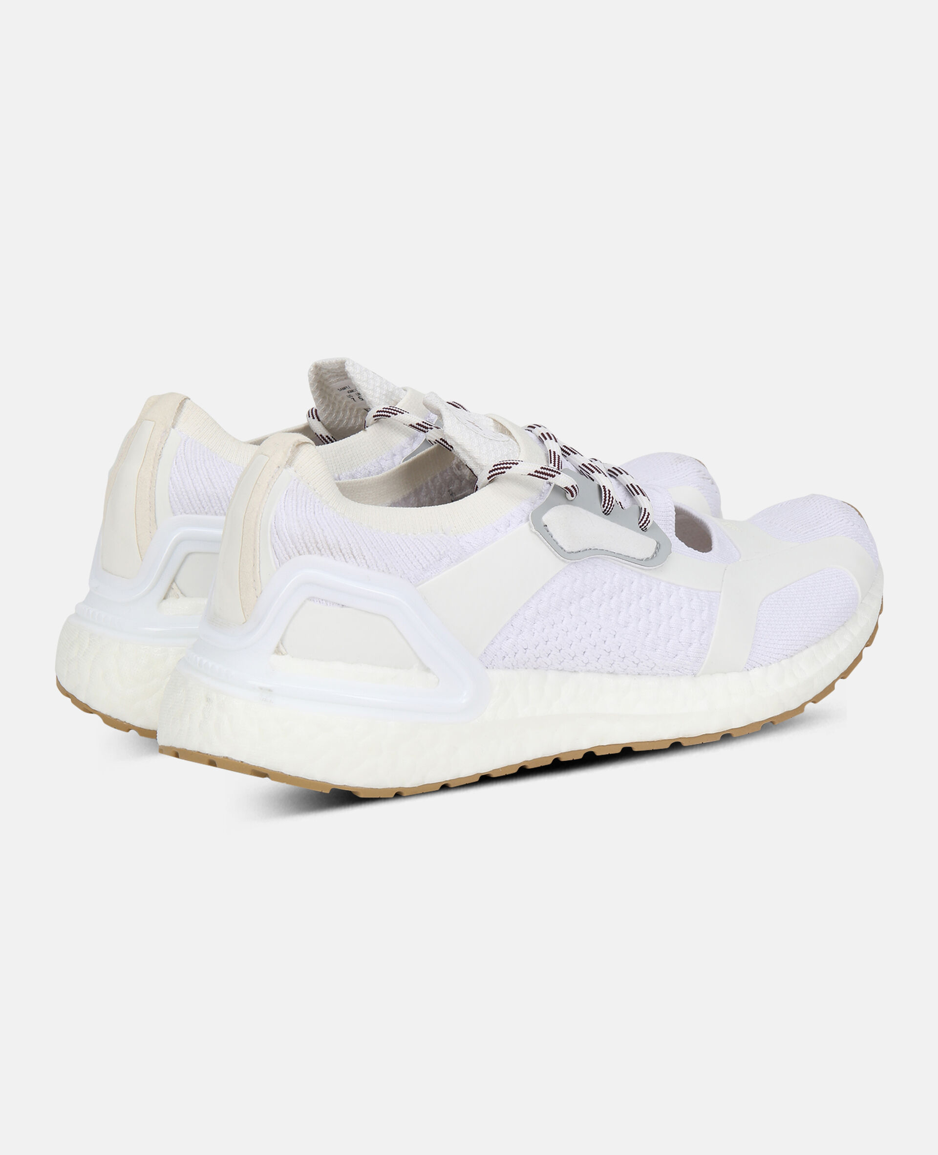 White Ultraboost Sneakers-White-large image number 4