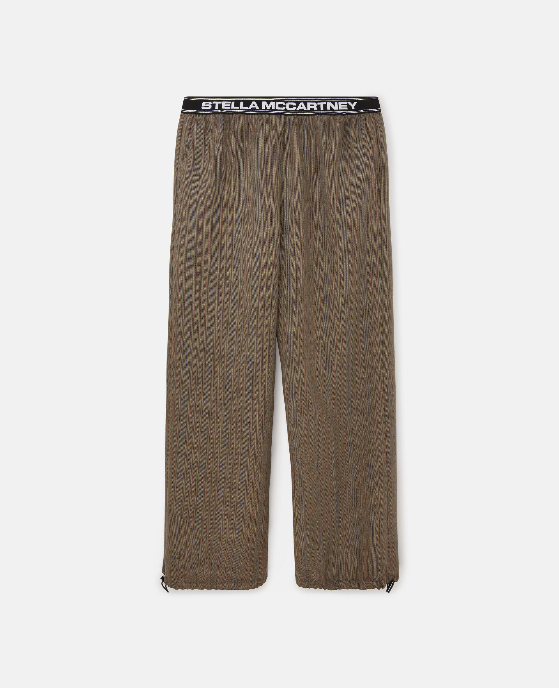 Stella Logo Tailored Trousers -Multicolour-large image number 0