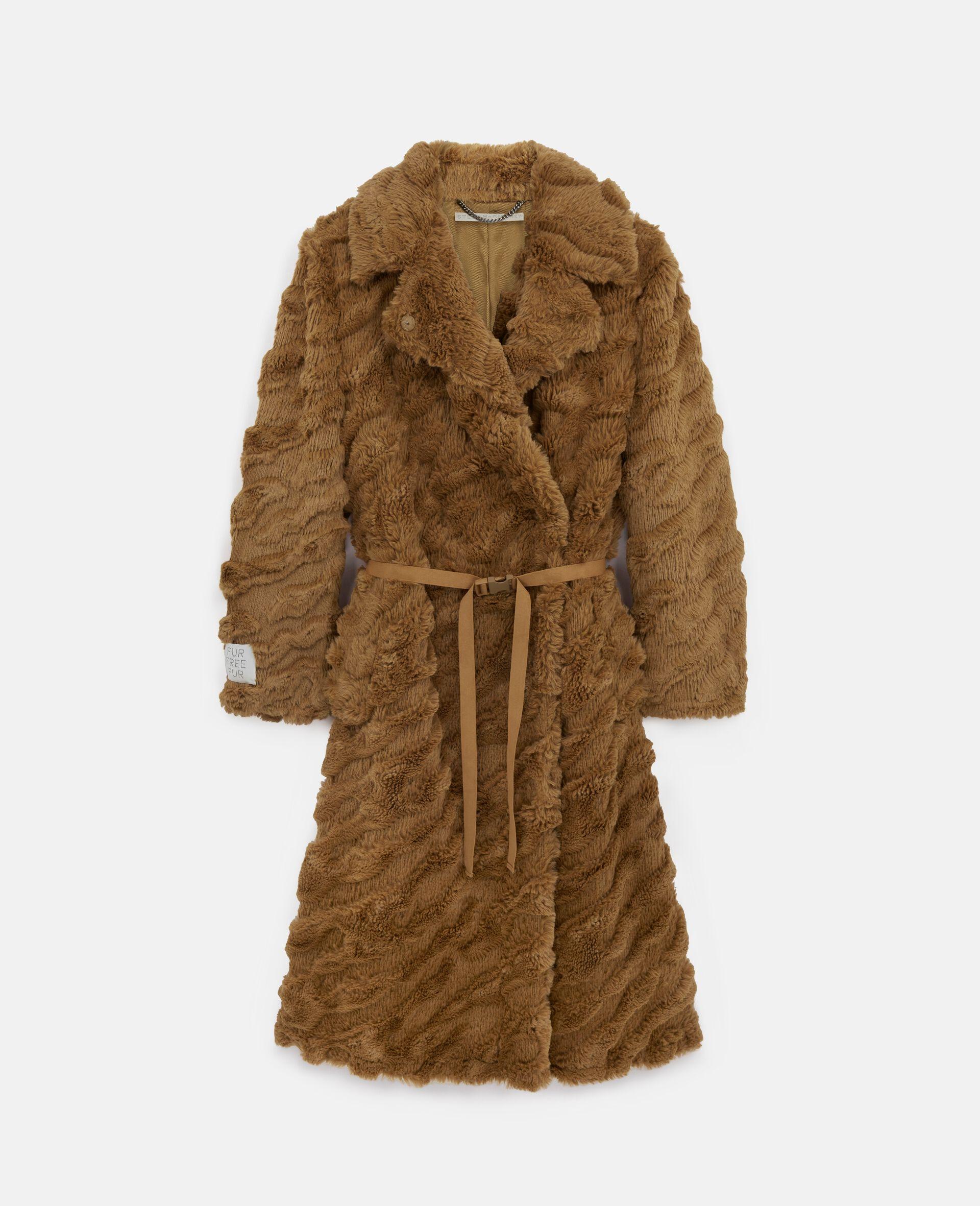 Melina Koba FFF Coat-Brown-large image number 0