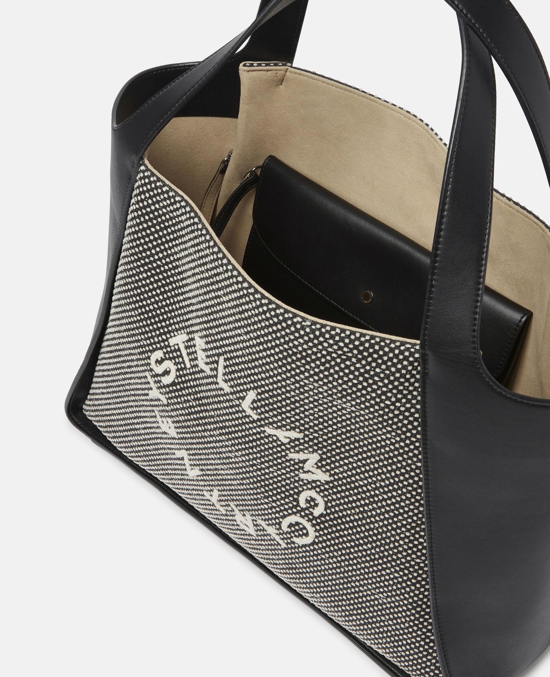 Tote Bag mit Stella Logo-Beige-large image number 3
