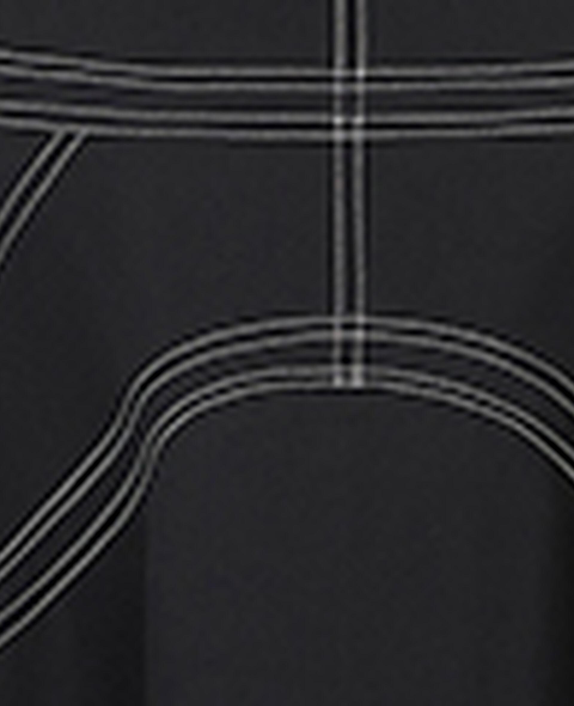 Robe midi Amber-Noir-large image number 4
