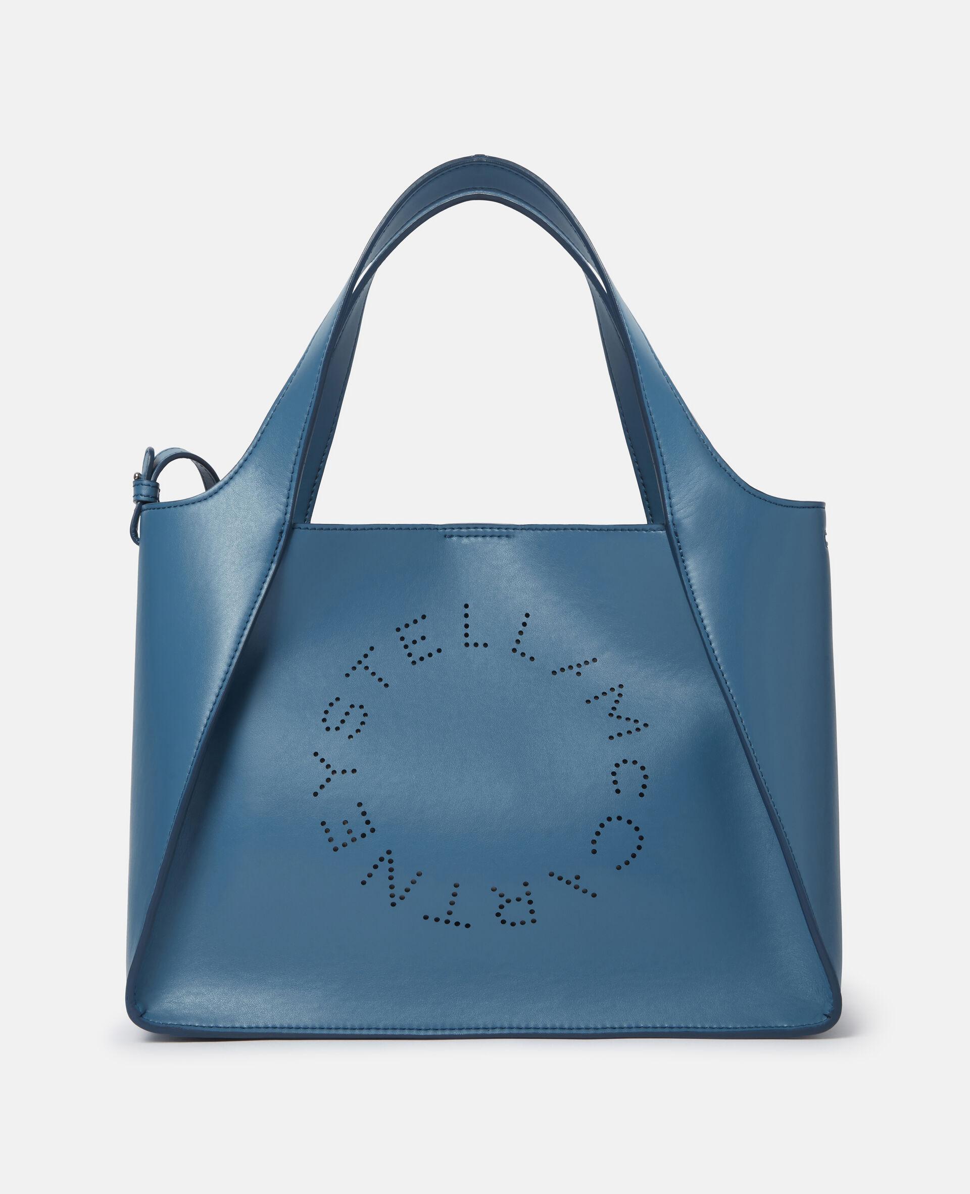 Stella Logo 斜挎包 -蓝色-large image number 0