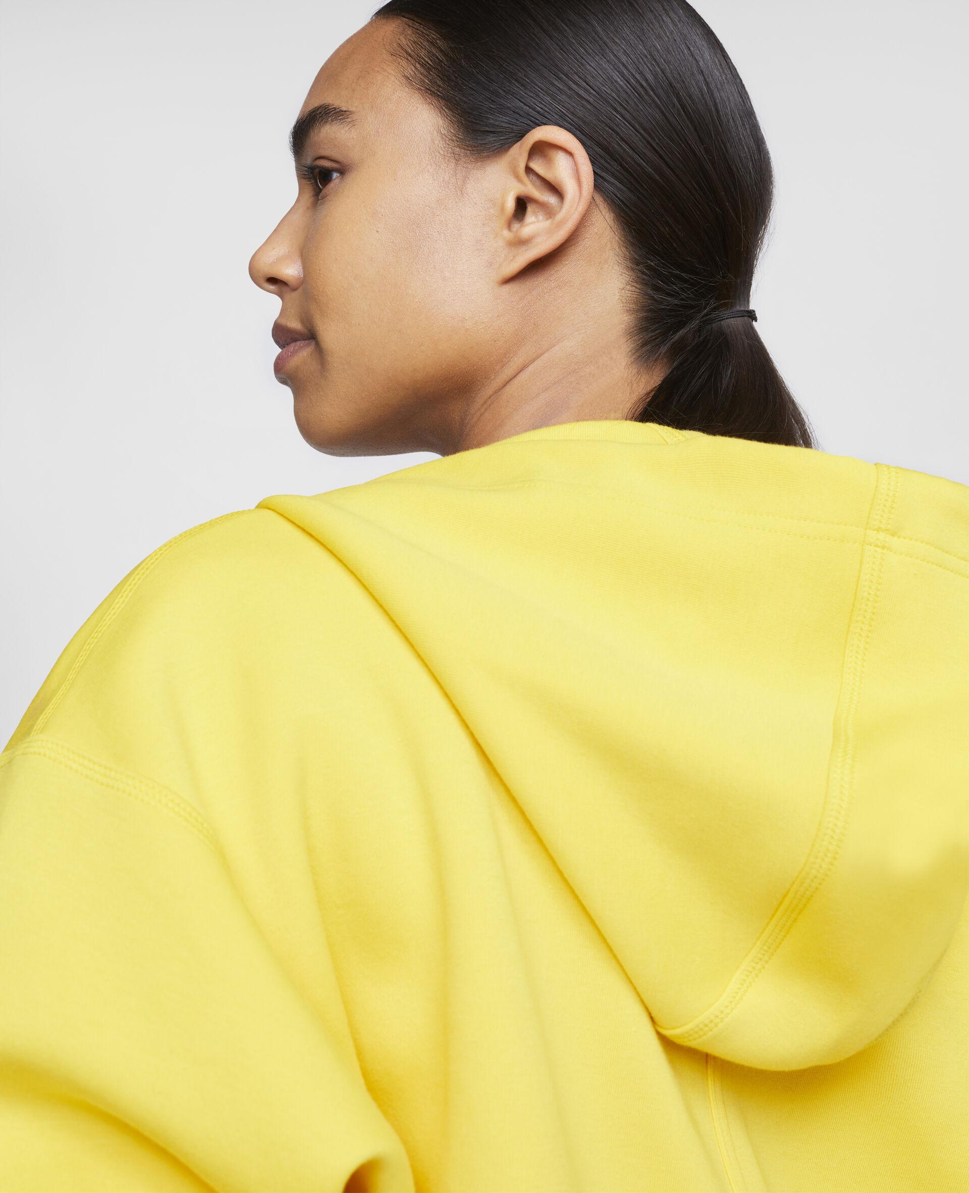 Yellow Training Hoodie-Yellow-large image number 3