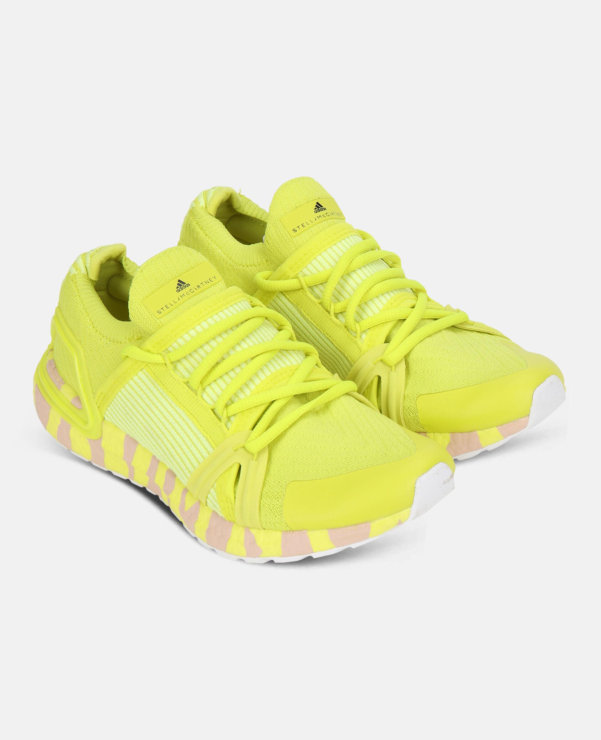 黄色 Ultraboost 20 运动鞋  -黄色-large image number 1