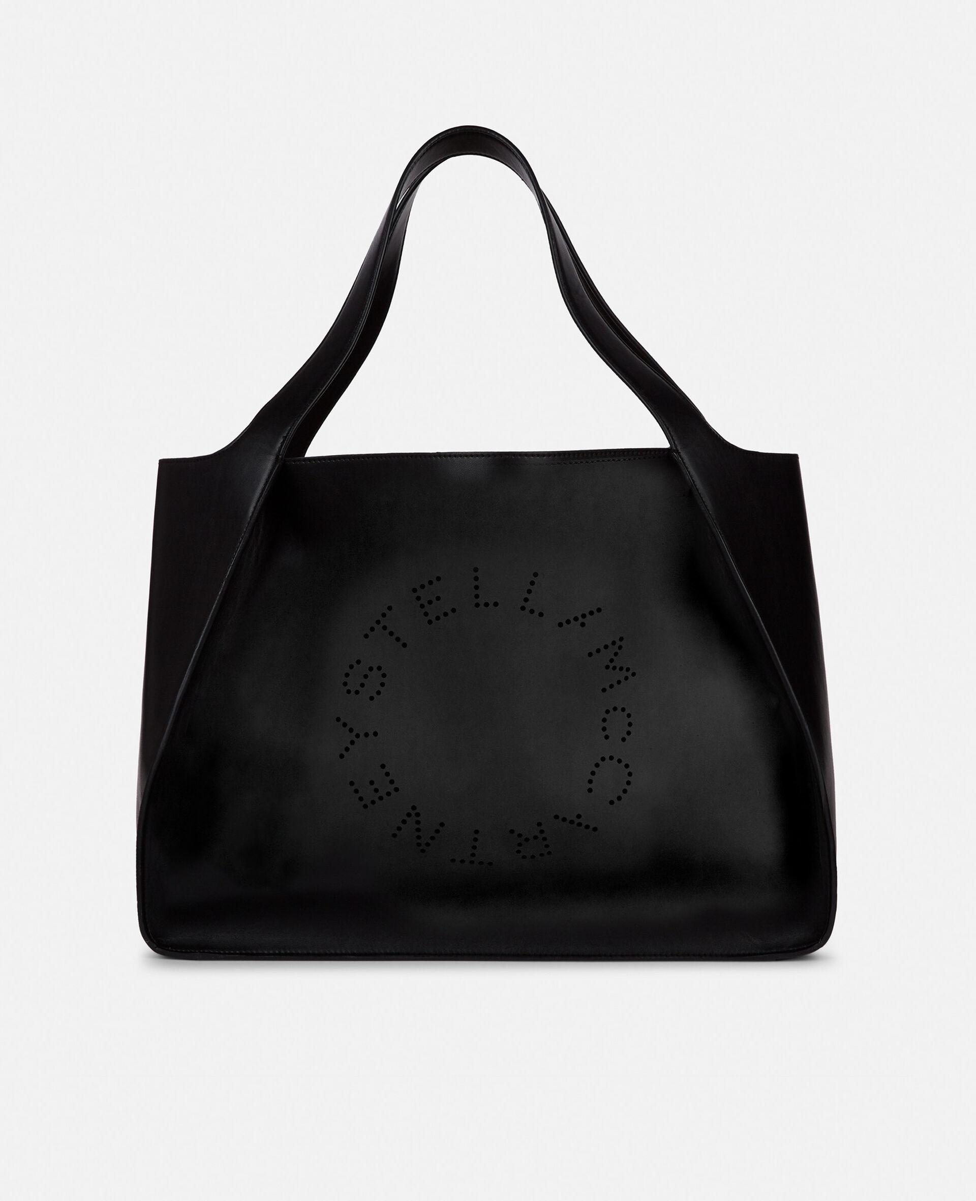 Stella Logo Tote Bag-Brown-large image number 0