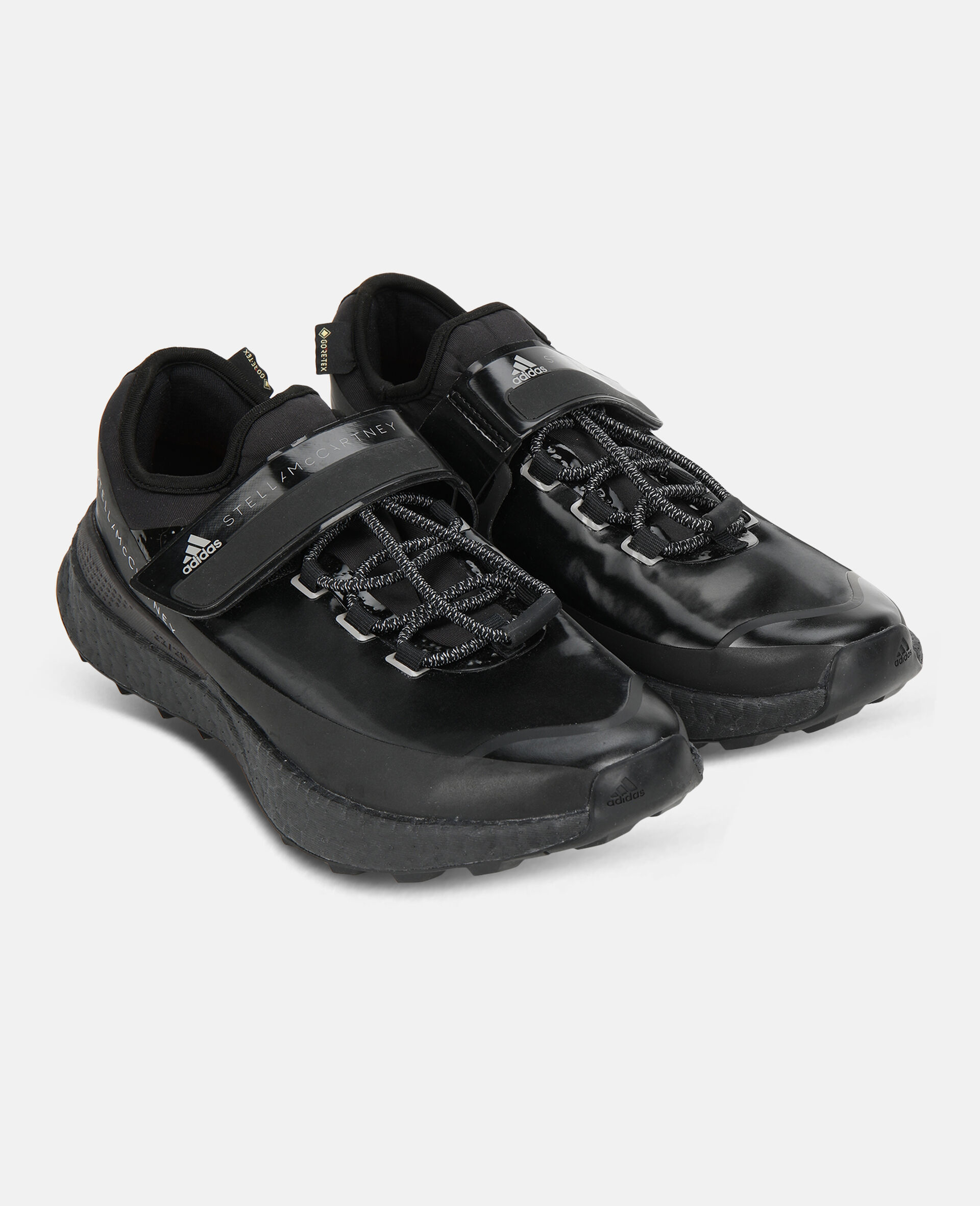 Black Outdoor Boost rain.rdy Trainers -Black-large image number 1