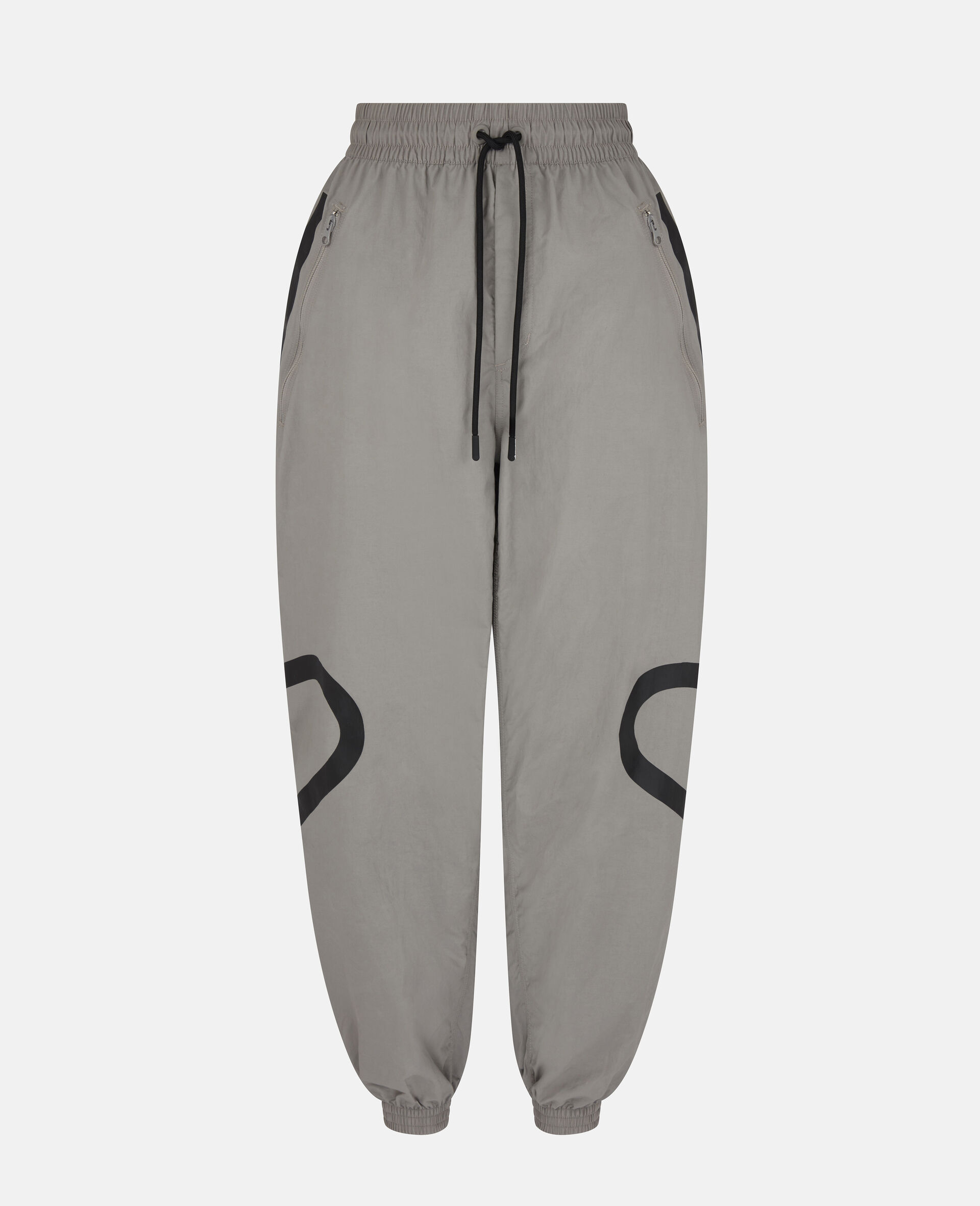 Grey Training Trousers-Grey-large image number 0