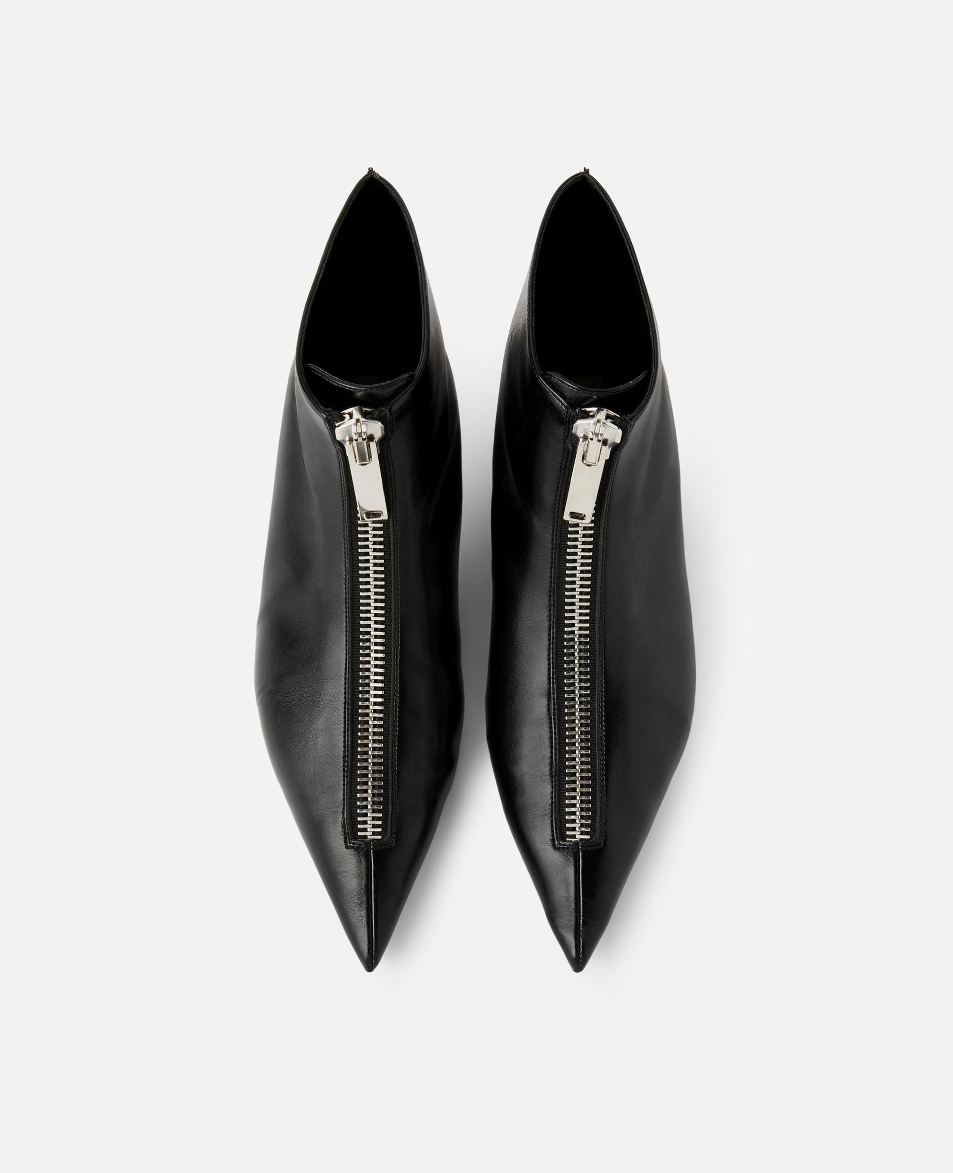 Zipit Ankle Boots-Black-large image number 3