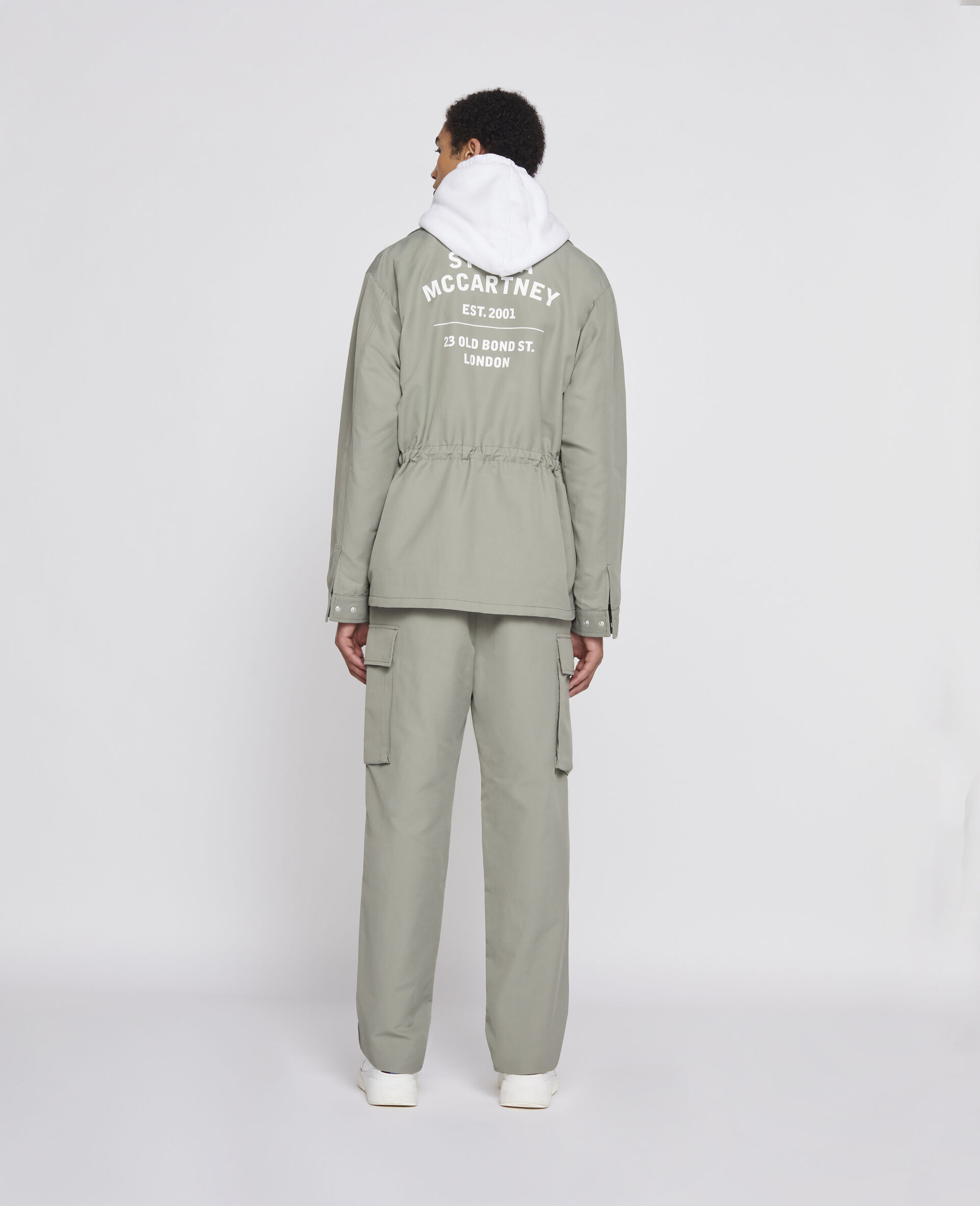 23 OBS Blouson -Green-large image number 2