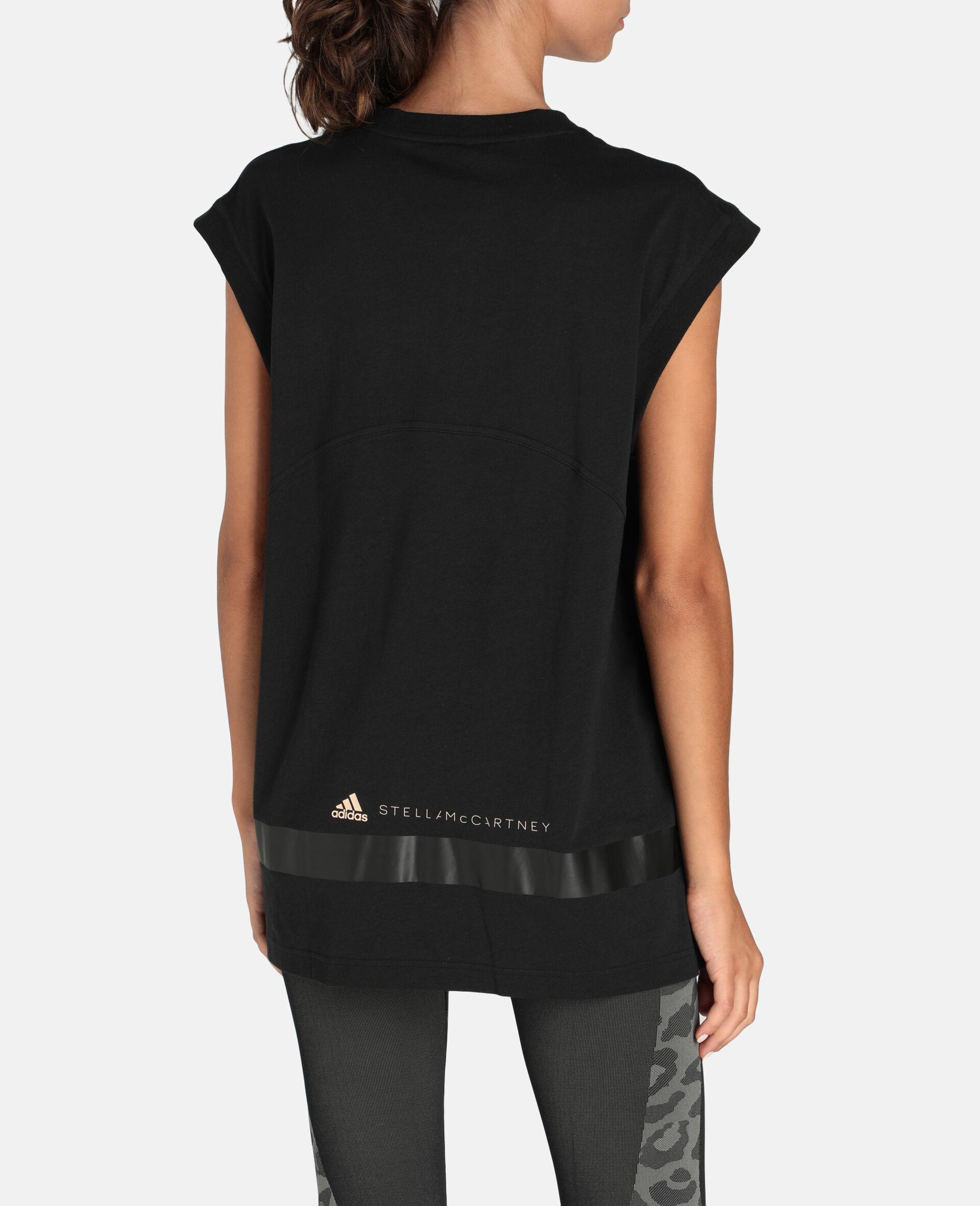Débardeur de sport noir-Noir-large image number 2