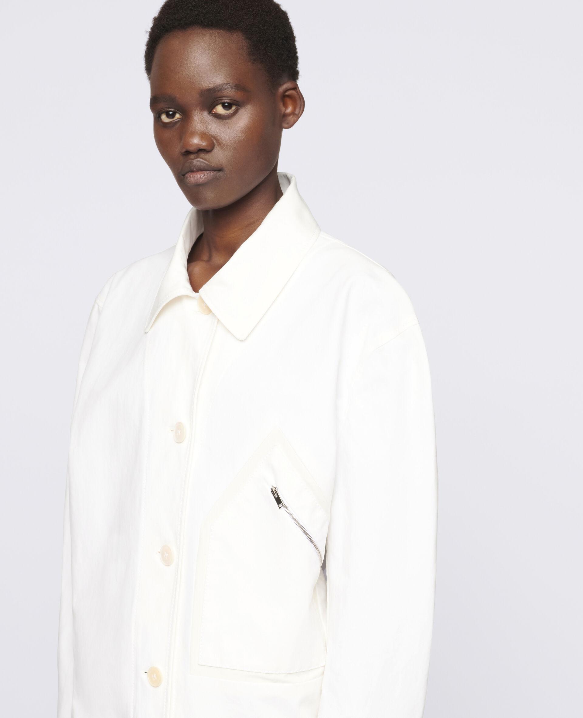 Bailey Jacket-White-large image number 3