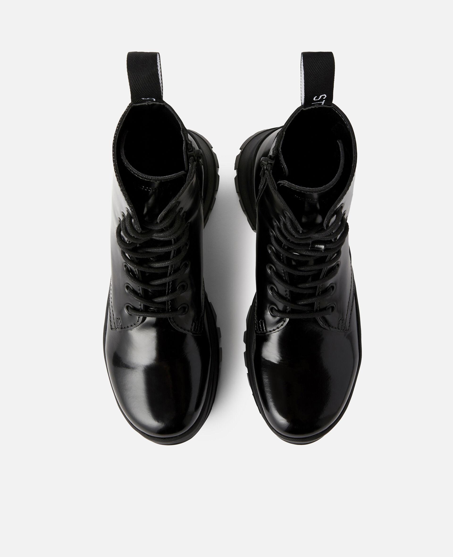 Trace Logo Boots-Black-large image number 3