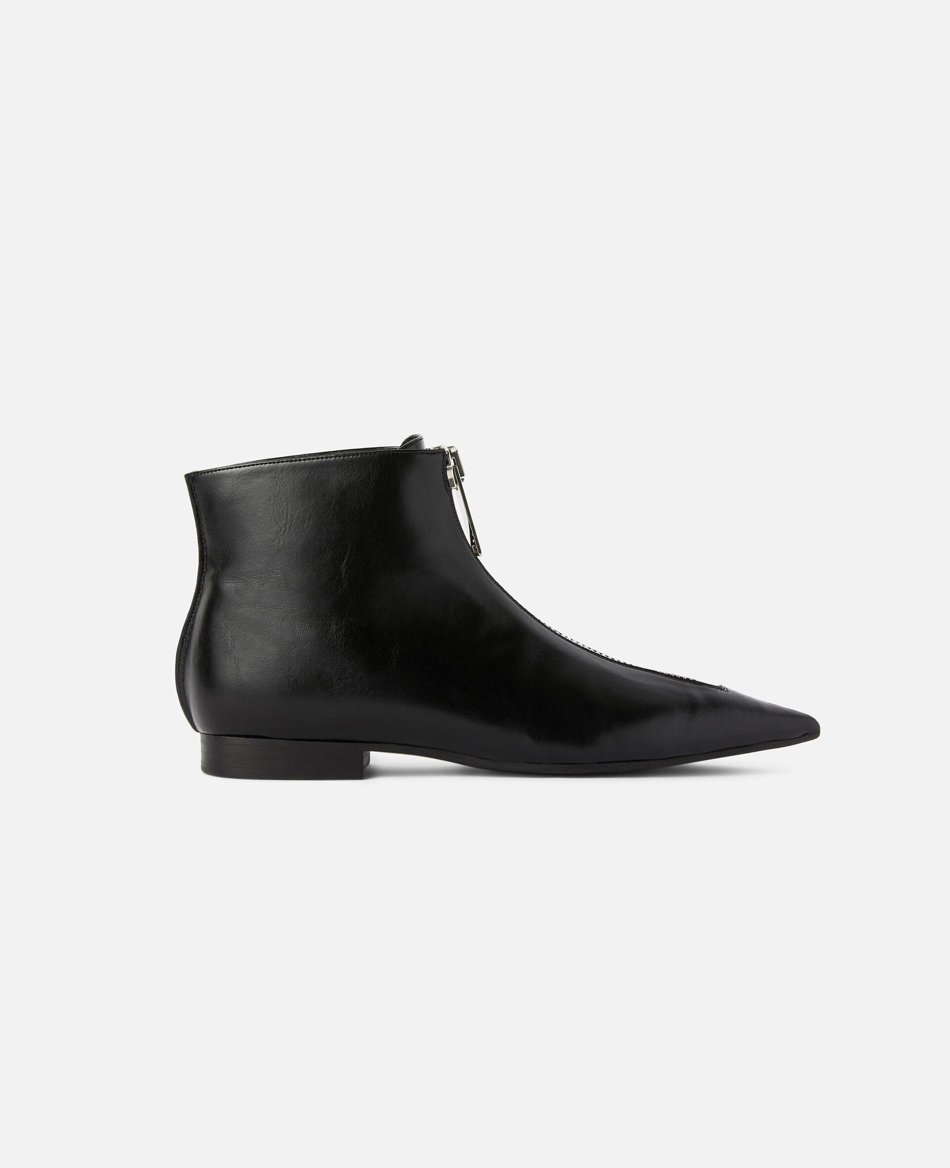 Zipit Ankle Boots-Black-large image number 0