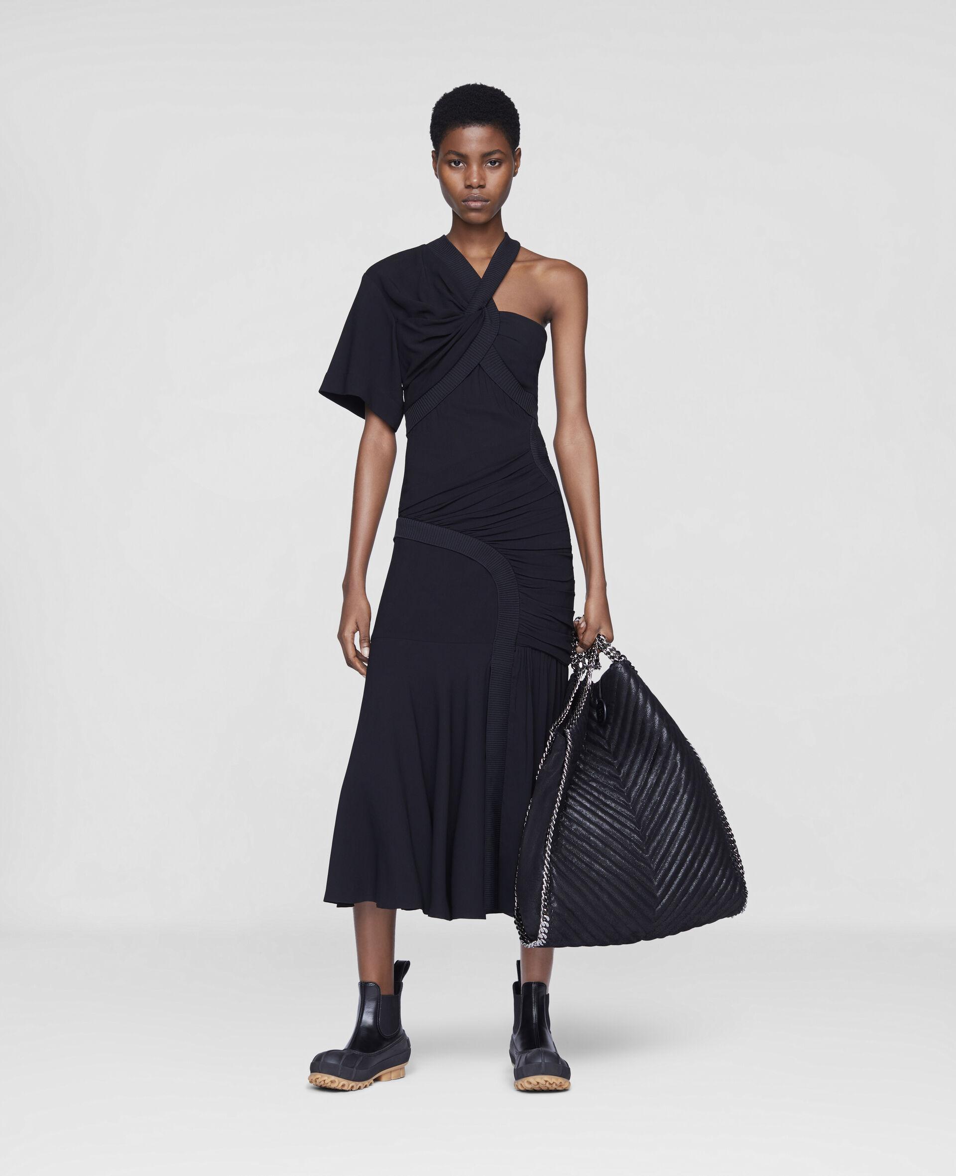 Emmeline Dress-Black-large image number 1