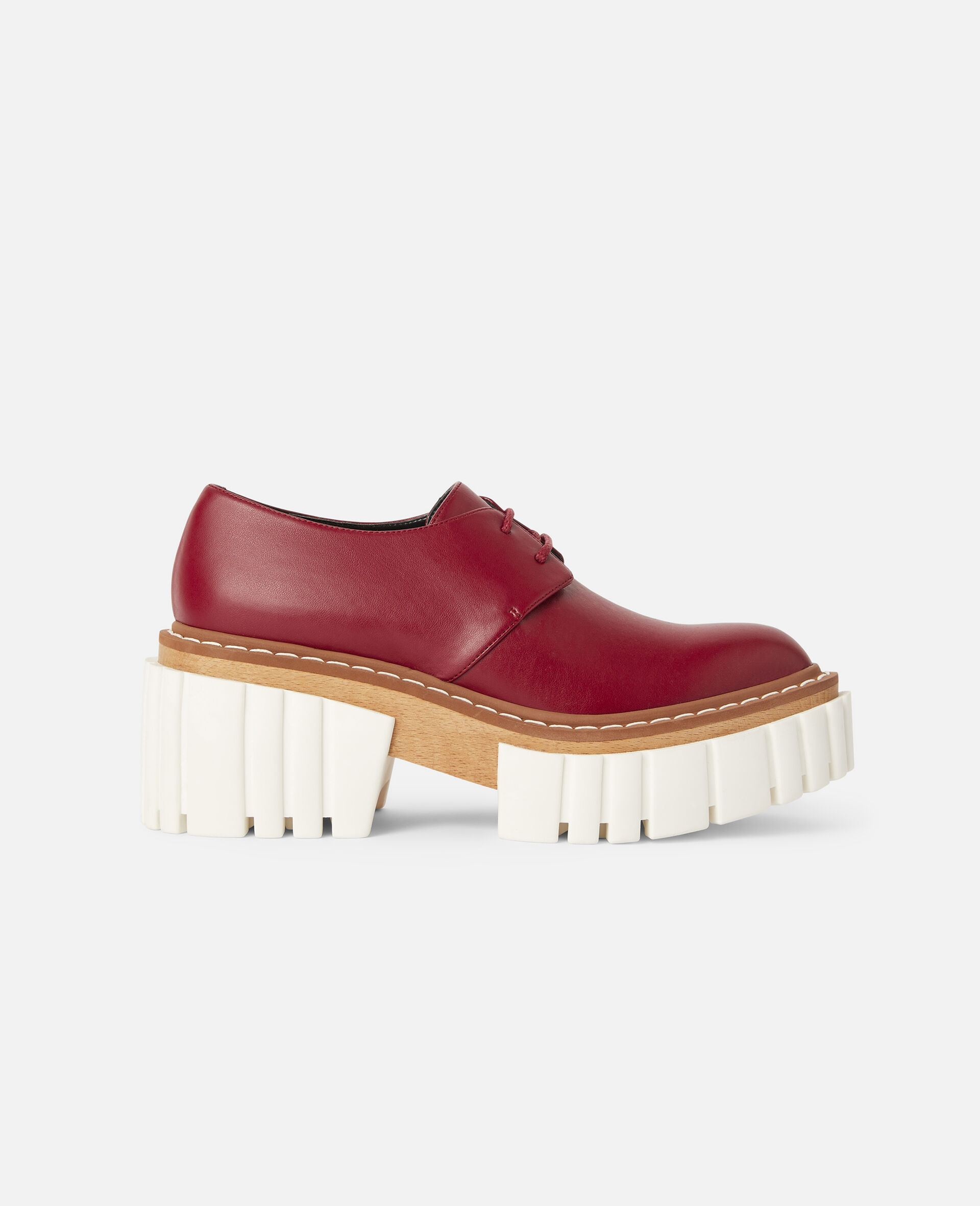 Emilie Lace-Up Shoes-Red-large image number 0