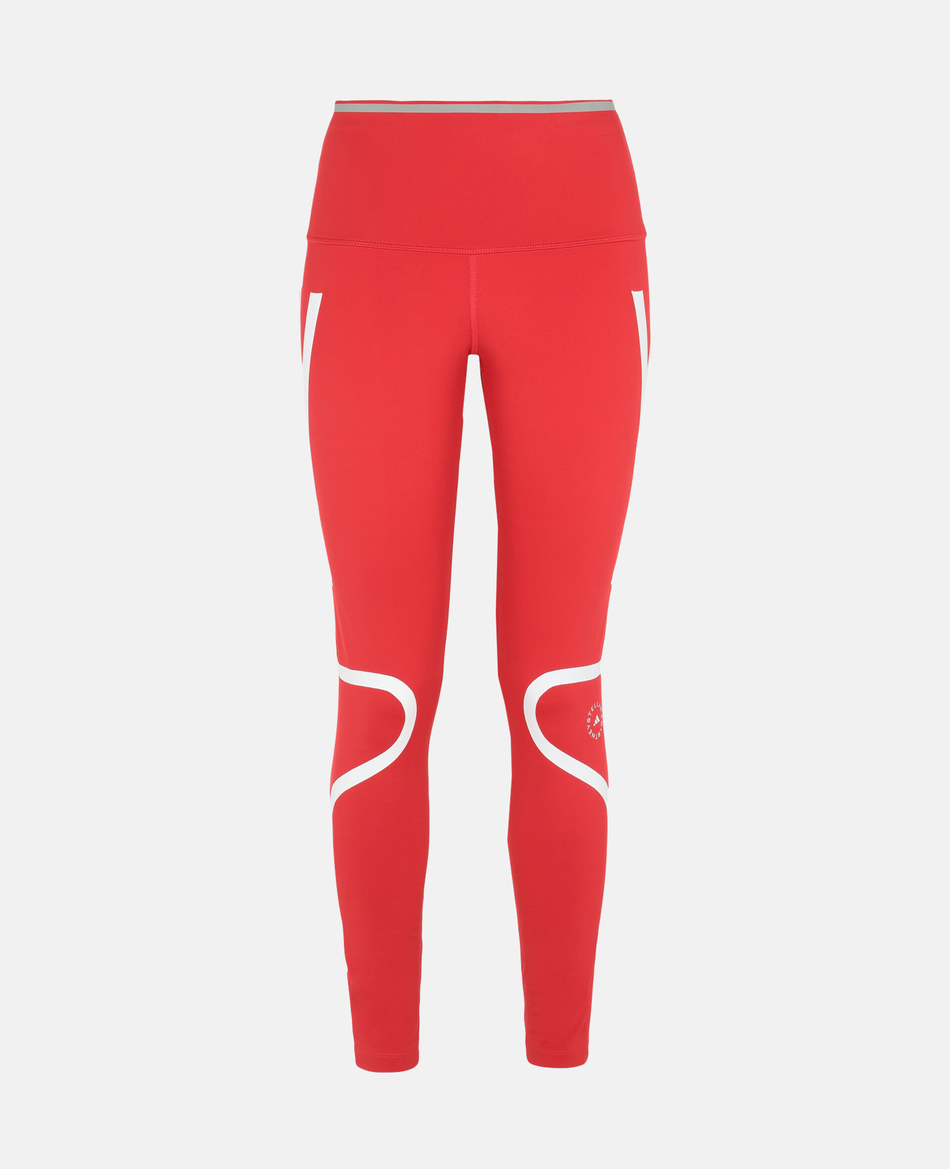 TruePace Long Running Tights-Red-large image number 0