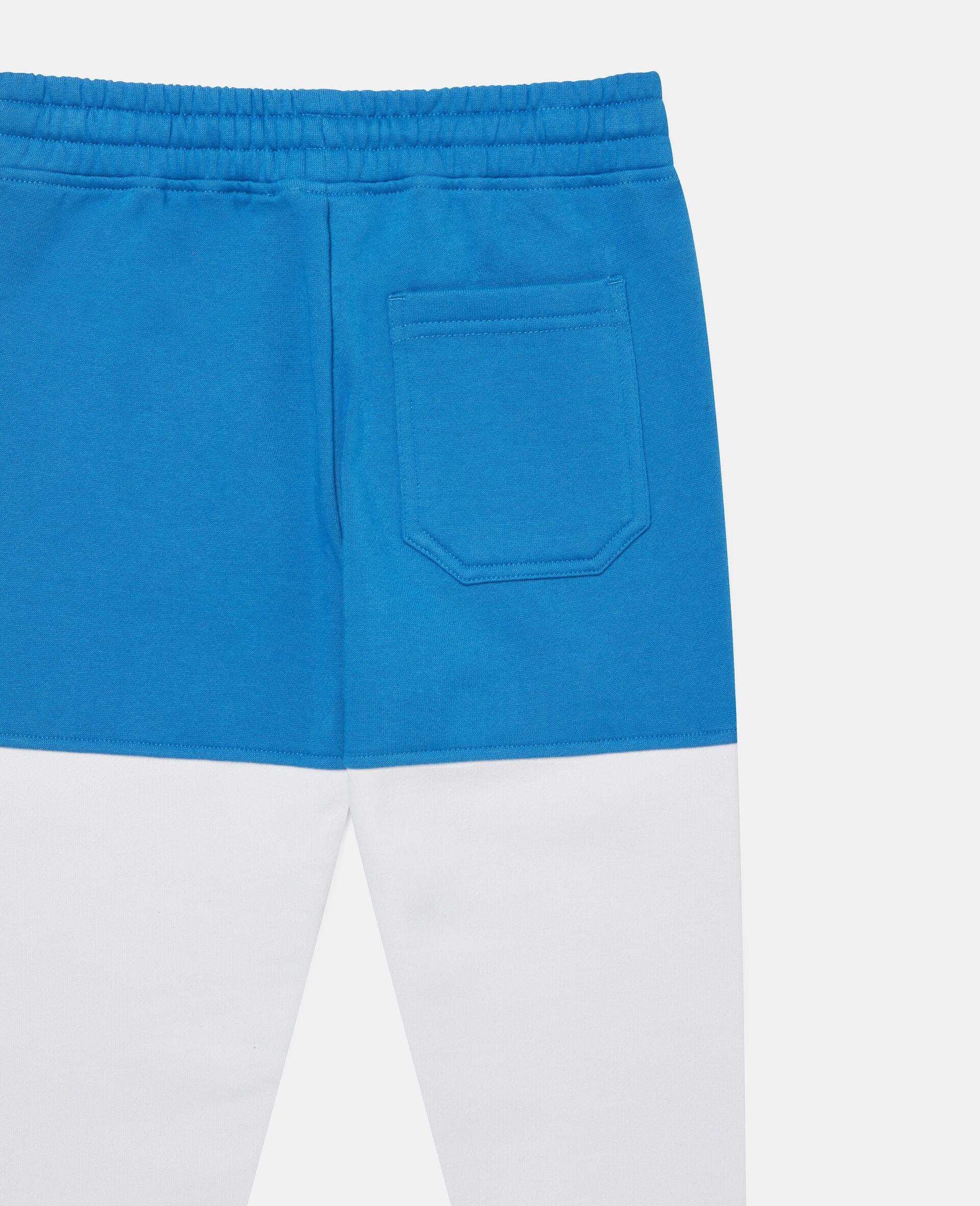 Pantaloni Sportivi a Blocchi di Colore-Fantasia-large image number 2