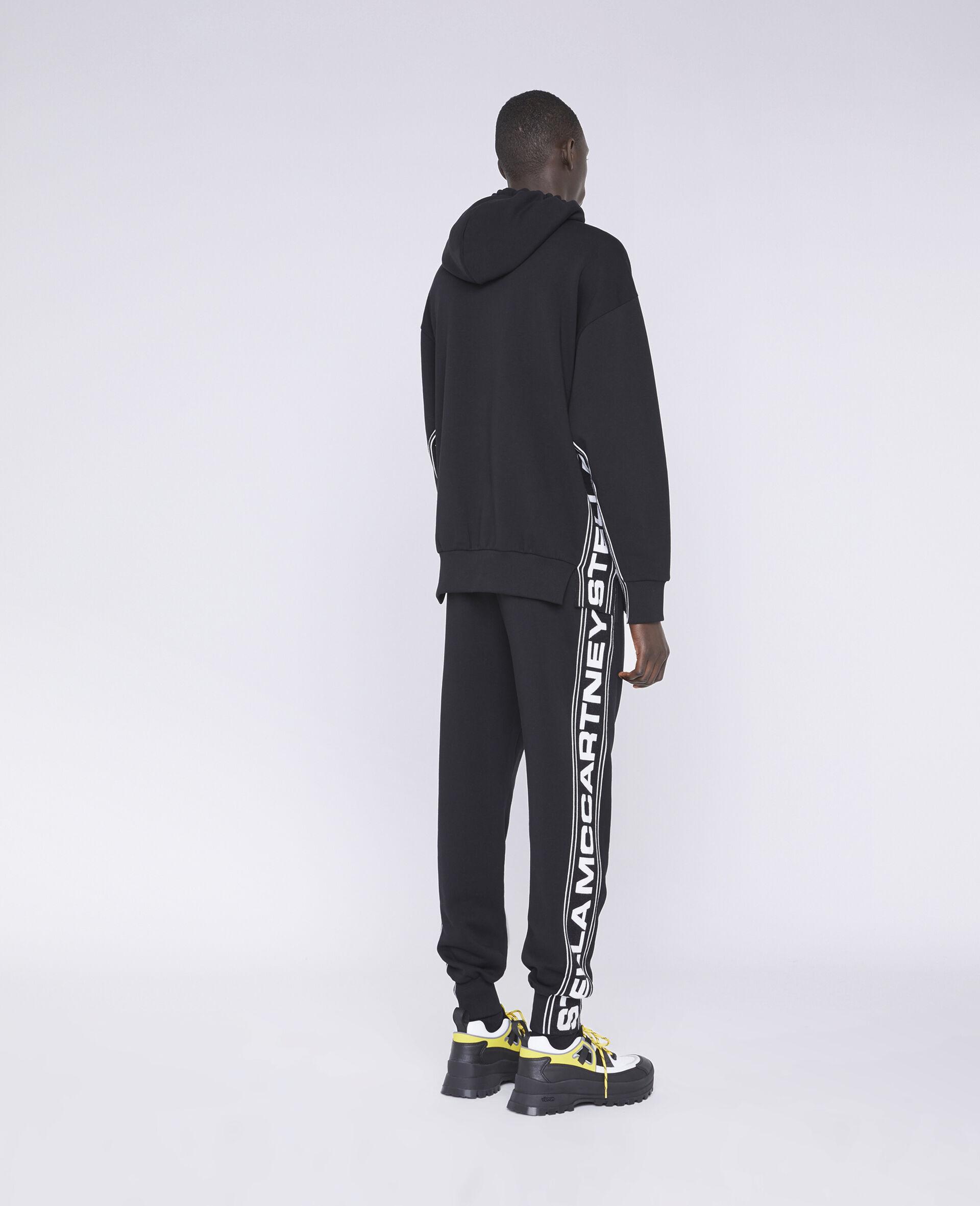 23 OBS 针织裤装-黑色-large image number 2