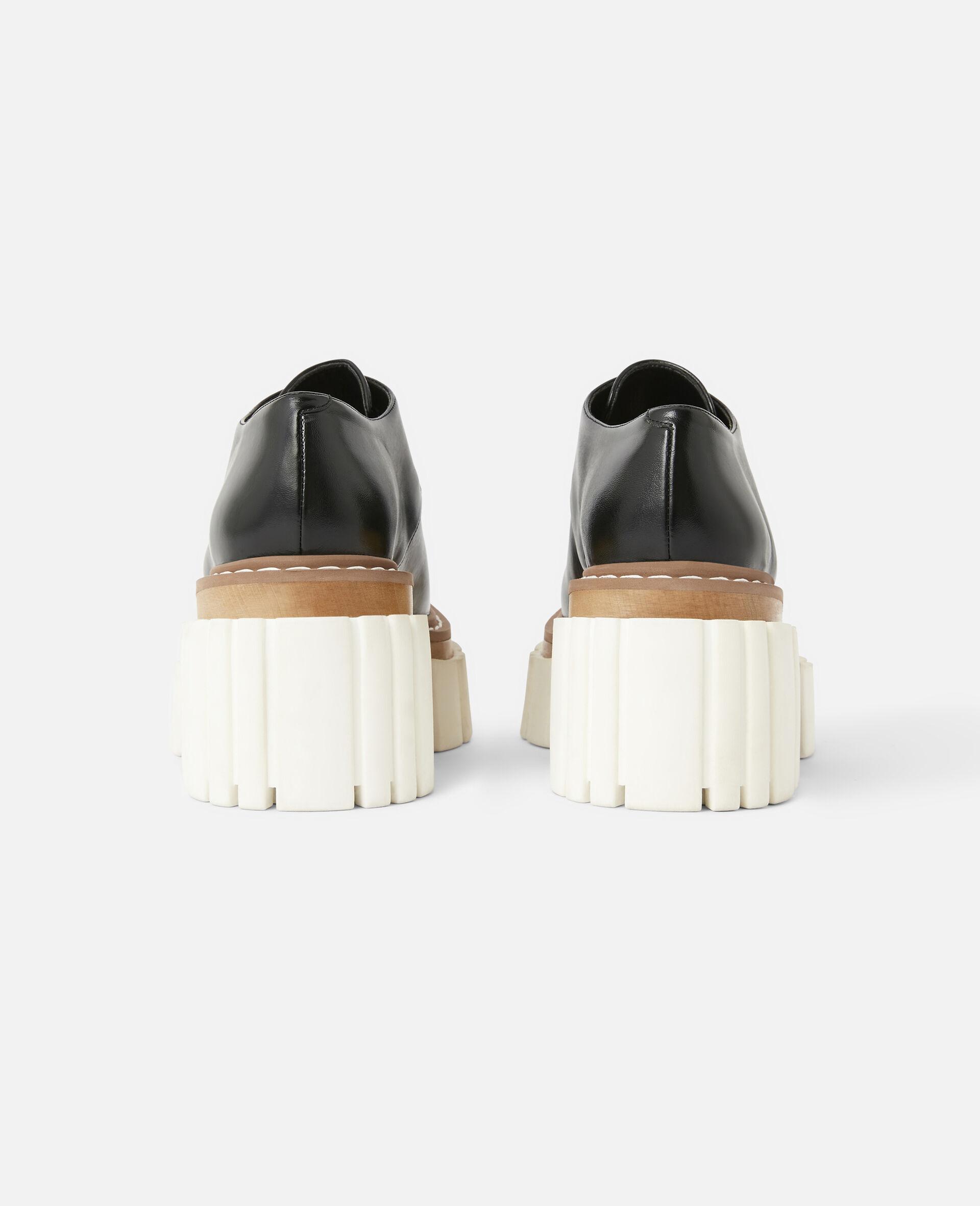 Emilie Lace-Up Shoes-Black-large image number 2
