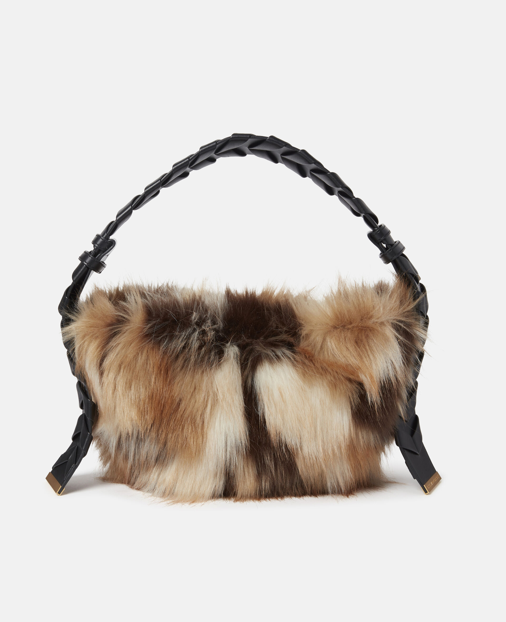 Small Hobo FFF Shoulder Bag-Multicolour-large image number 2