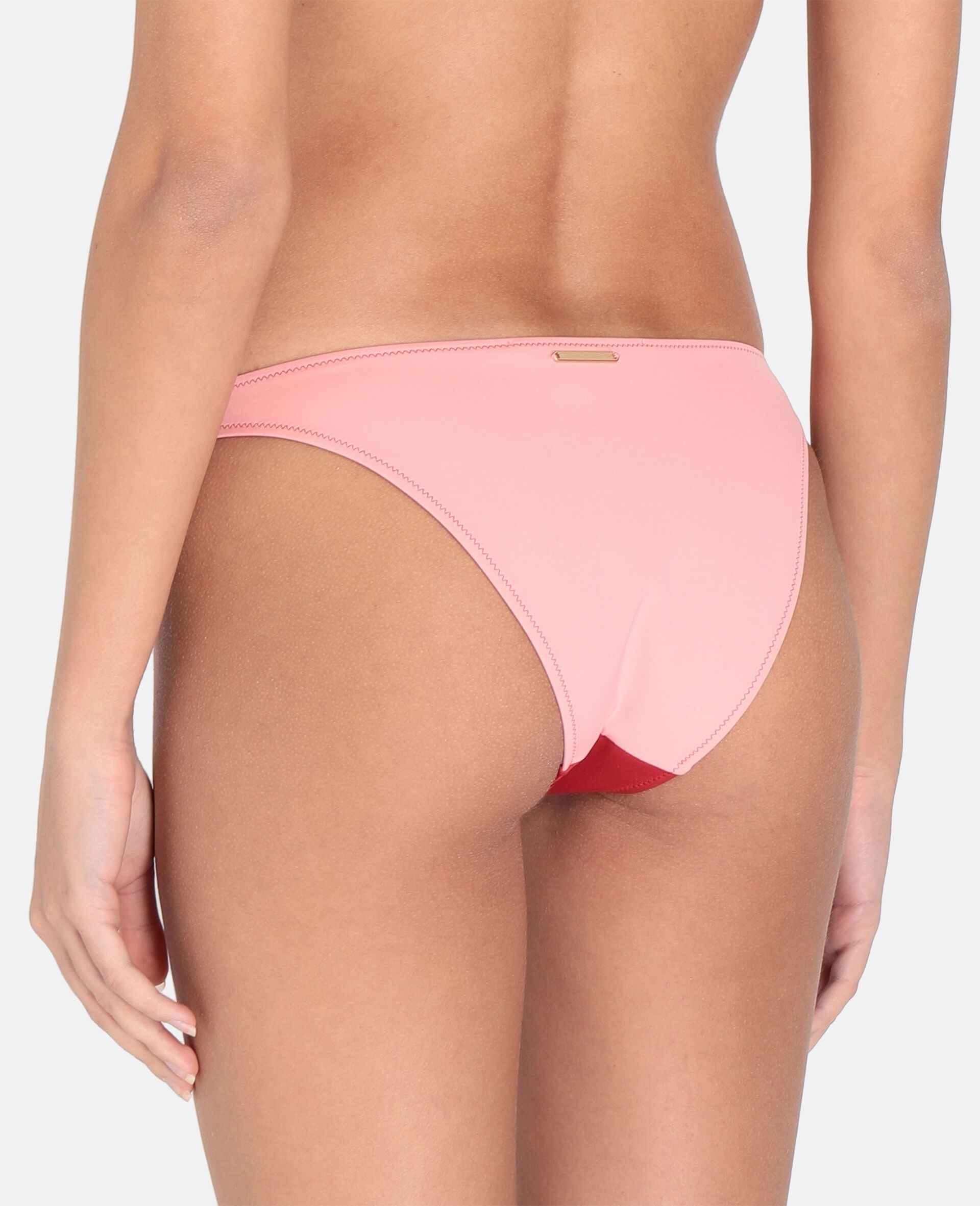Golden Rings Mini Brief-Pink-large image number 2