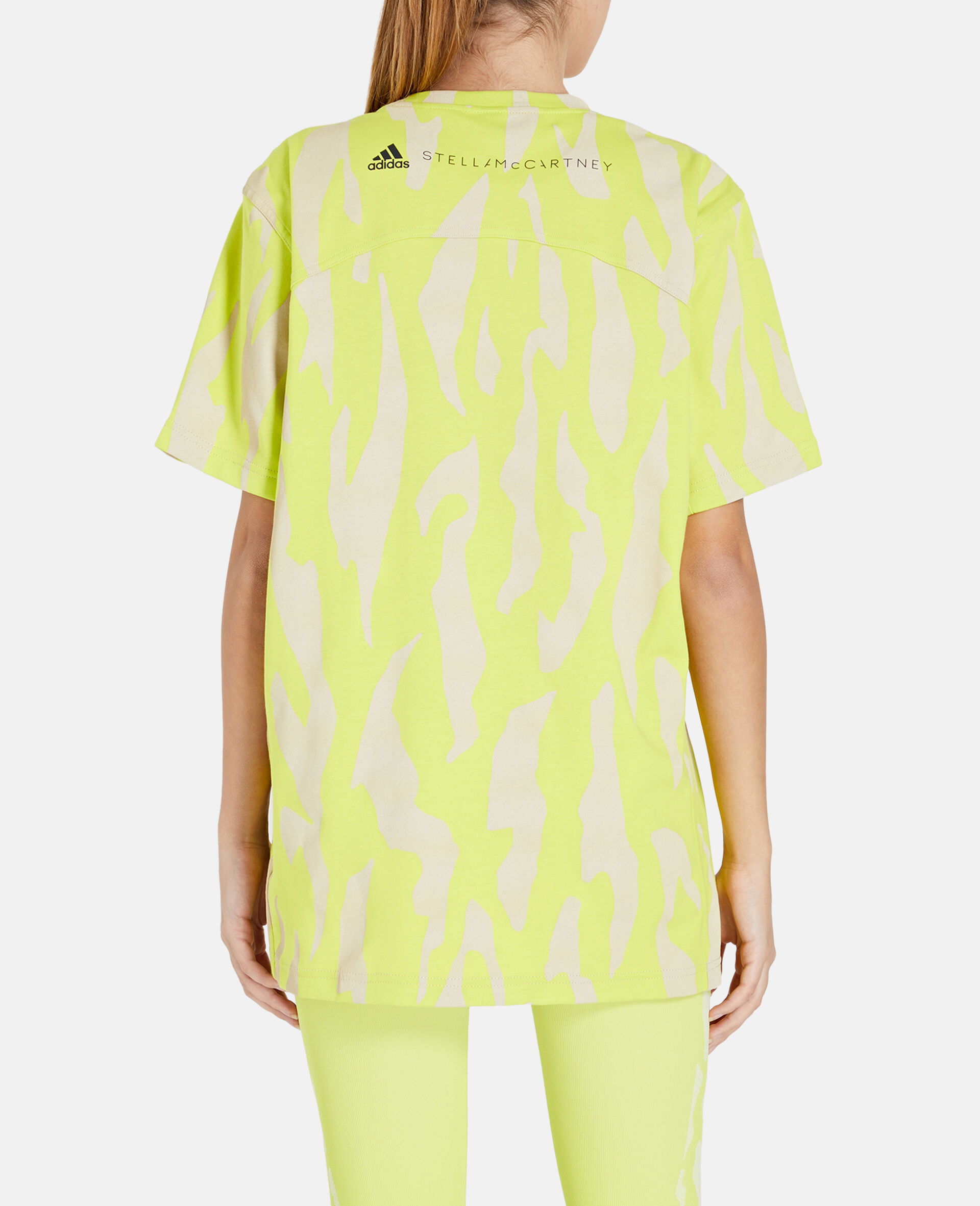 Future Playground T-Shirt-Gelb-large image number 2
