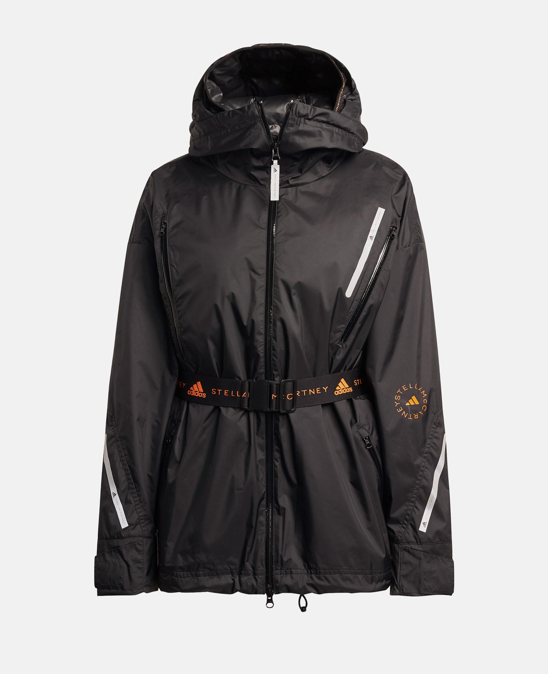 2in1 Padded Running Jacket-Black-large image number 0