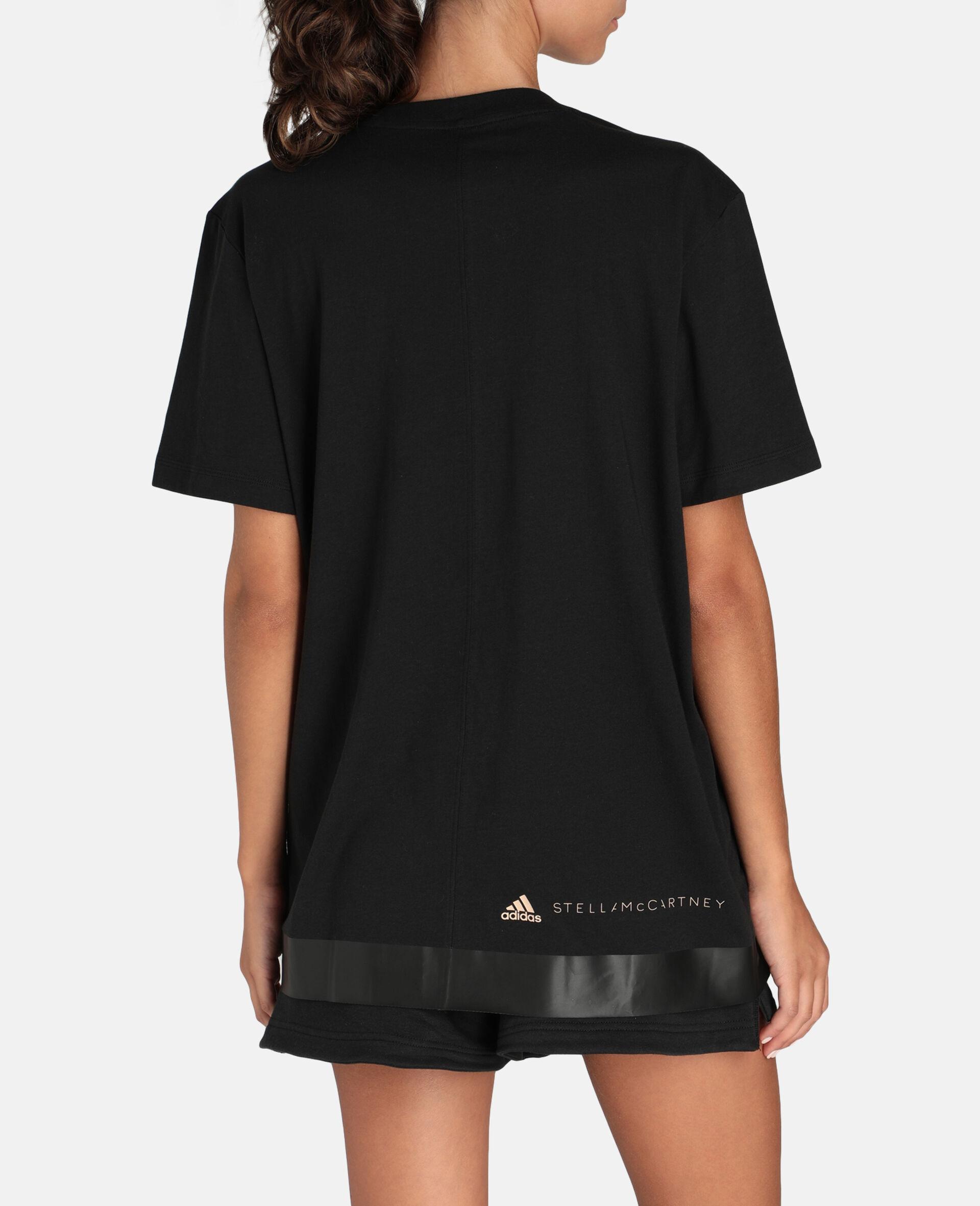 Schwarzes Sport-T-Shirt-Schwarz-large image number 2
