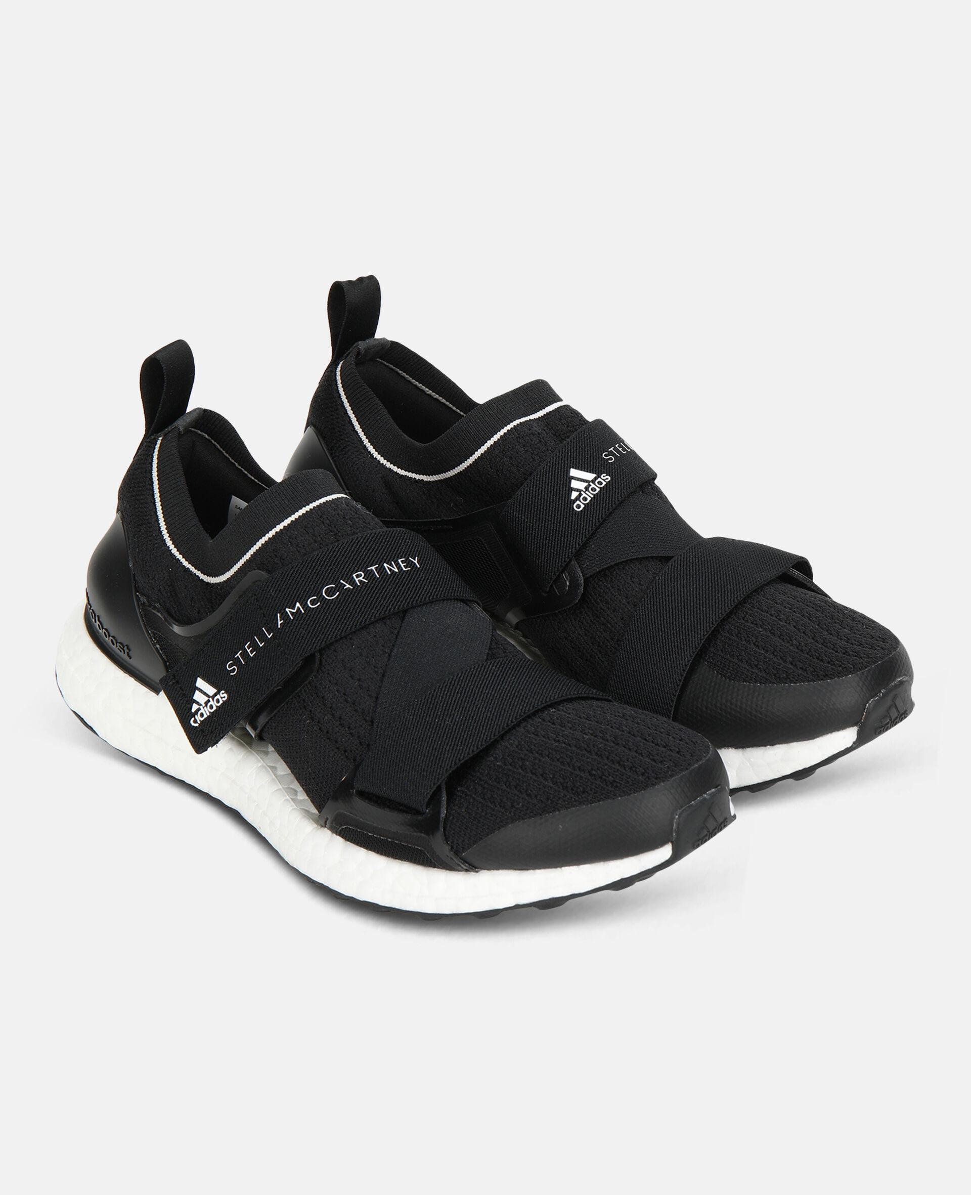 Black Ultraboost X Sneakers-Black-large image number 1