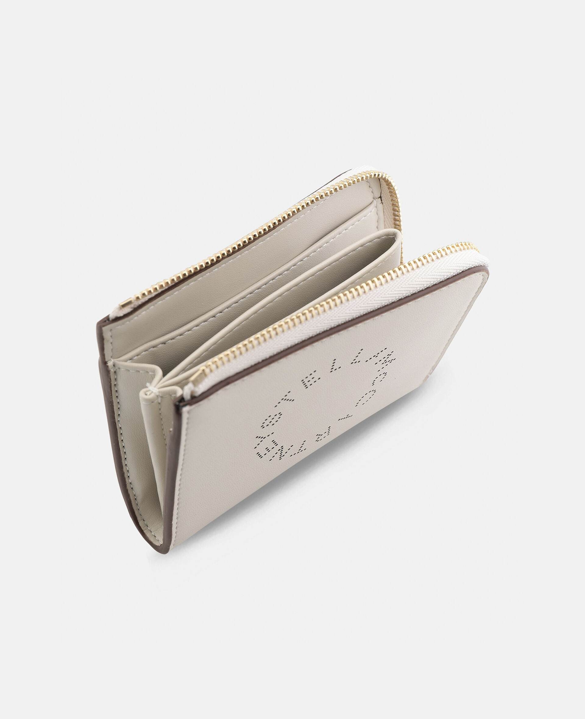 Stella Logo Cardholder-Grey-large image number 3
