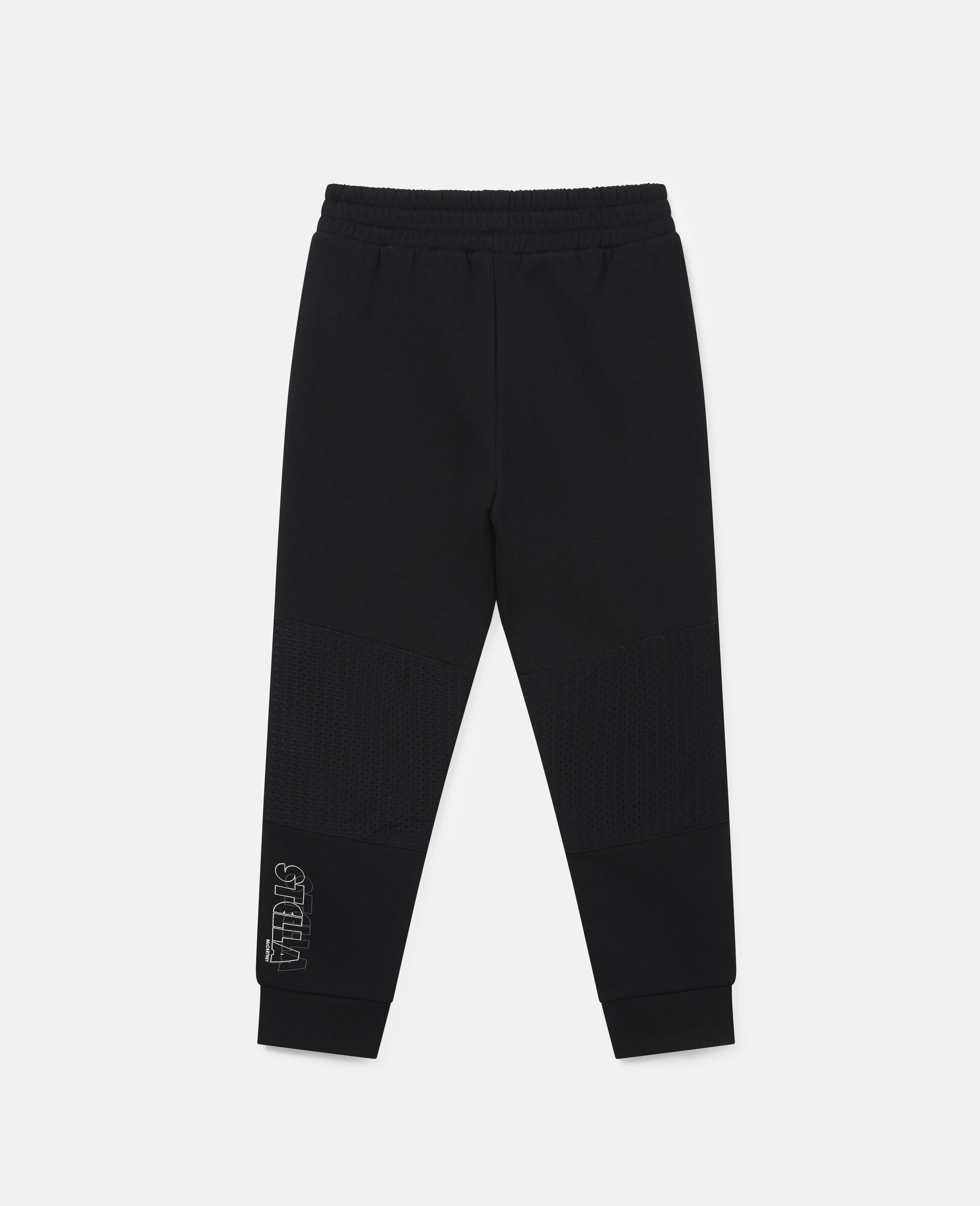 Pantalon de jogging en polaire Stella-Noir-large image number 2