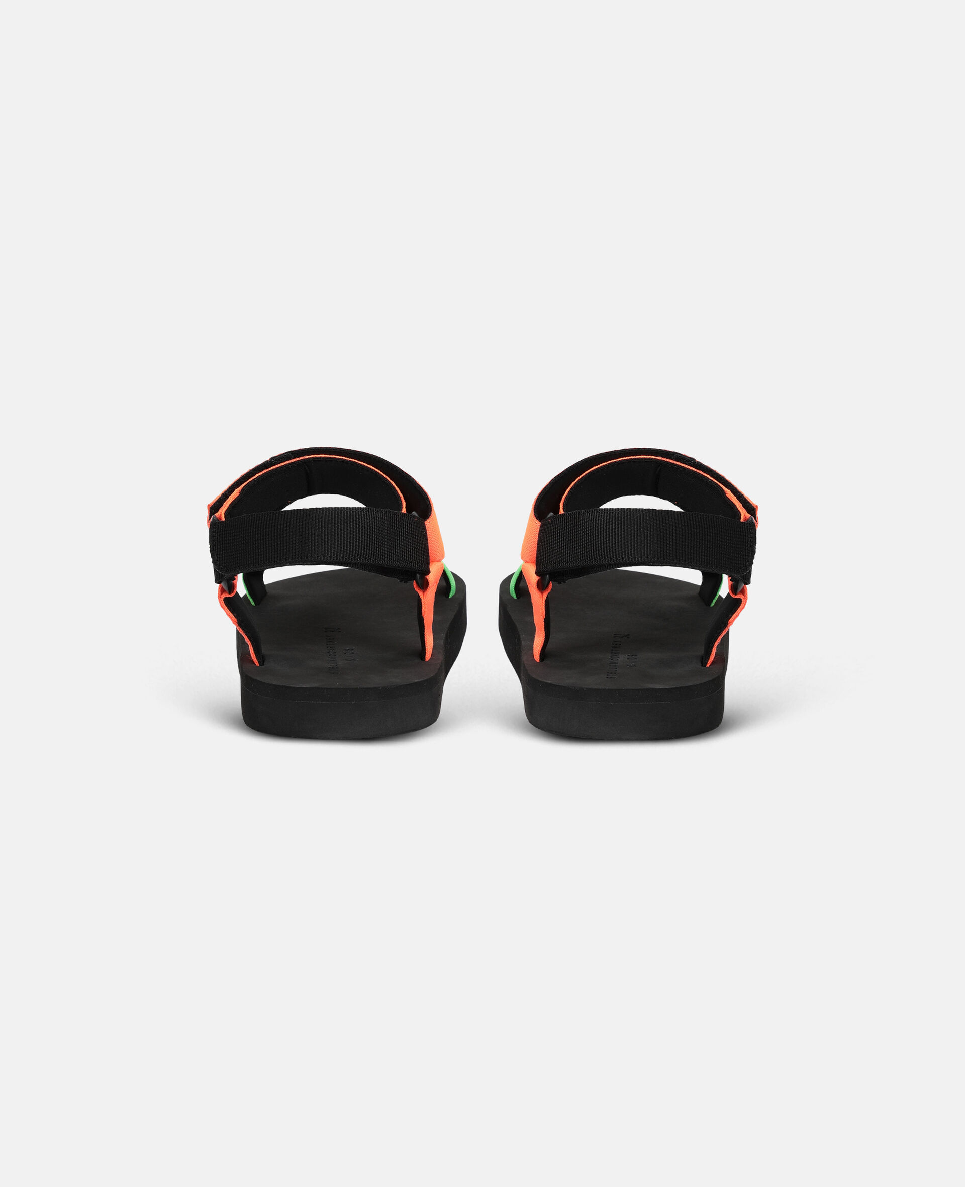 Multicolor Tape Sandals -Multicolour-large image number 2