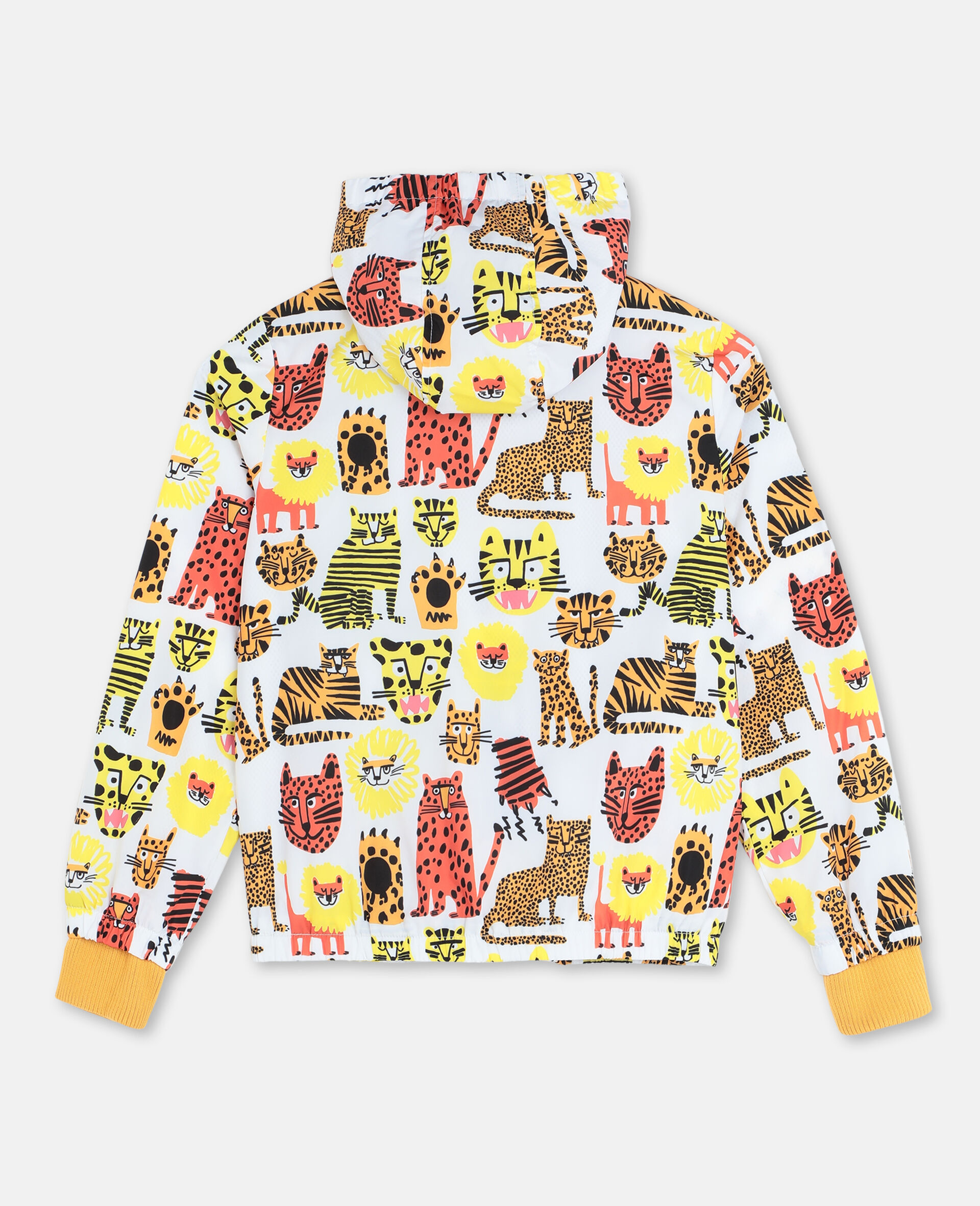 Wild Cats Jacket -Yellow-large image number 4