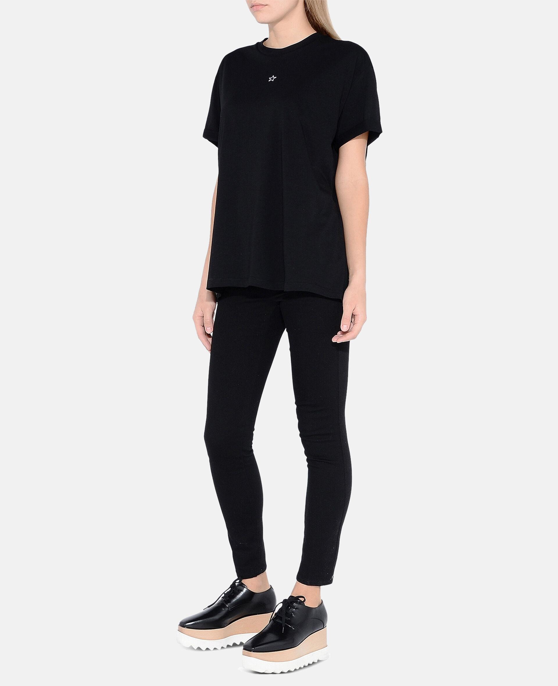 T-Shirt Ministar-Schwarz-large image number 1