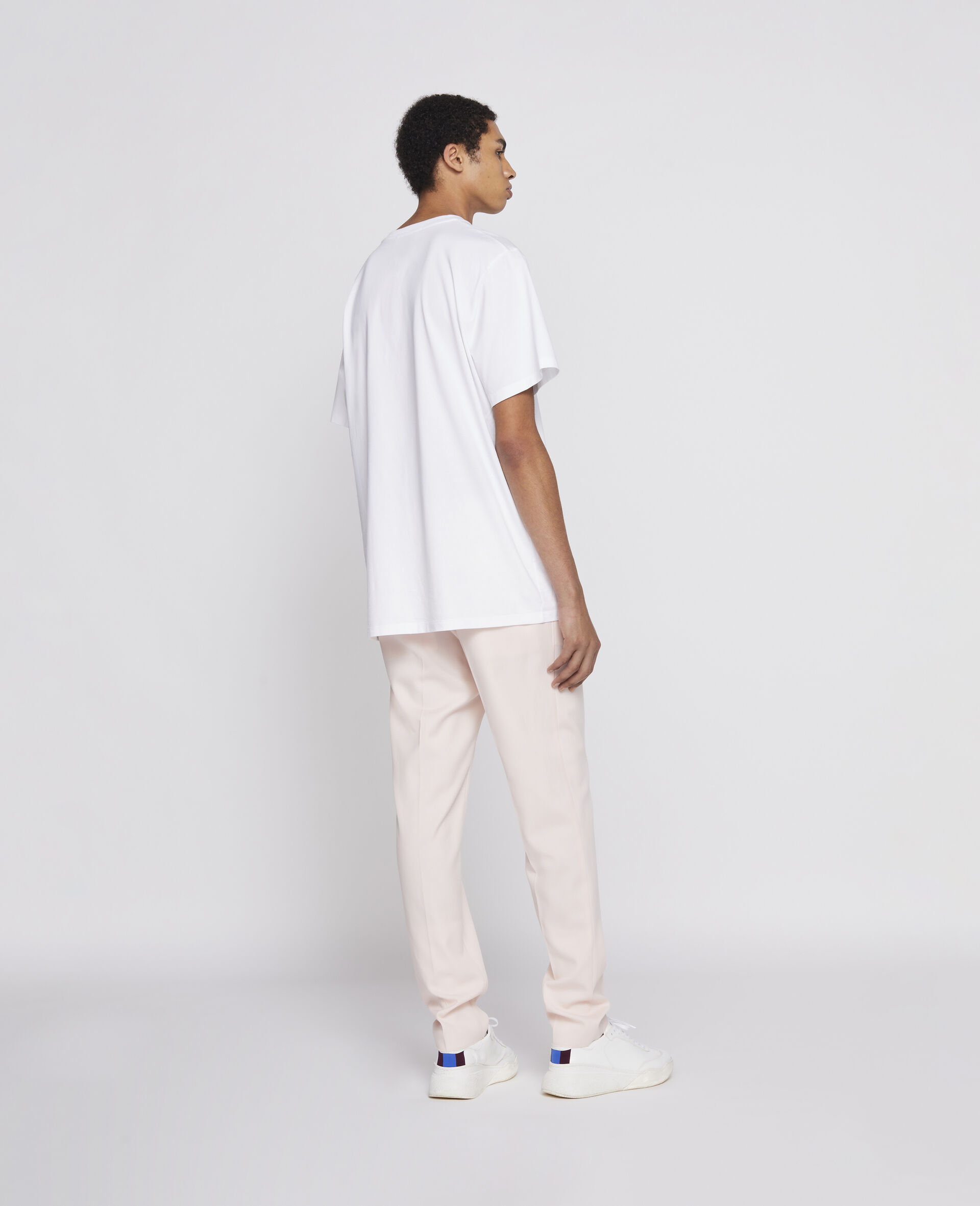 T-Shirt 23 OBS aus Bio-Baumwolle-Schwarz-large image number 2