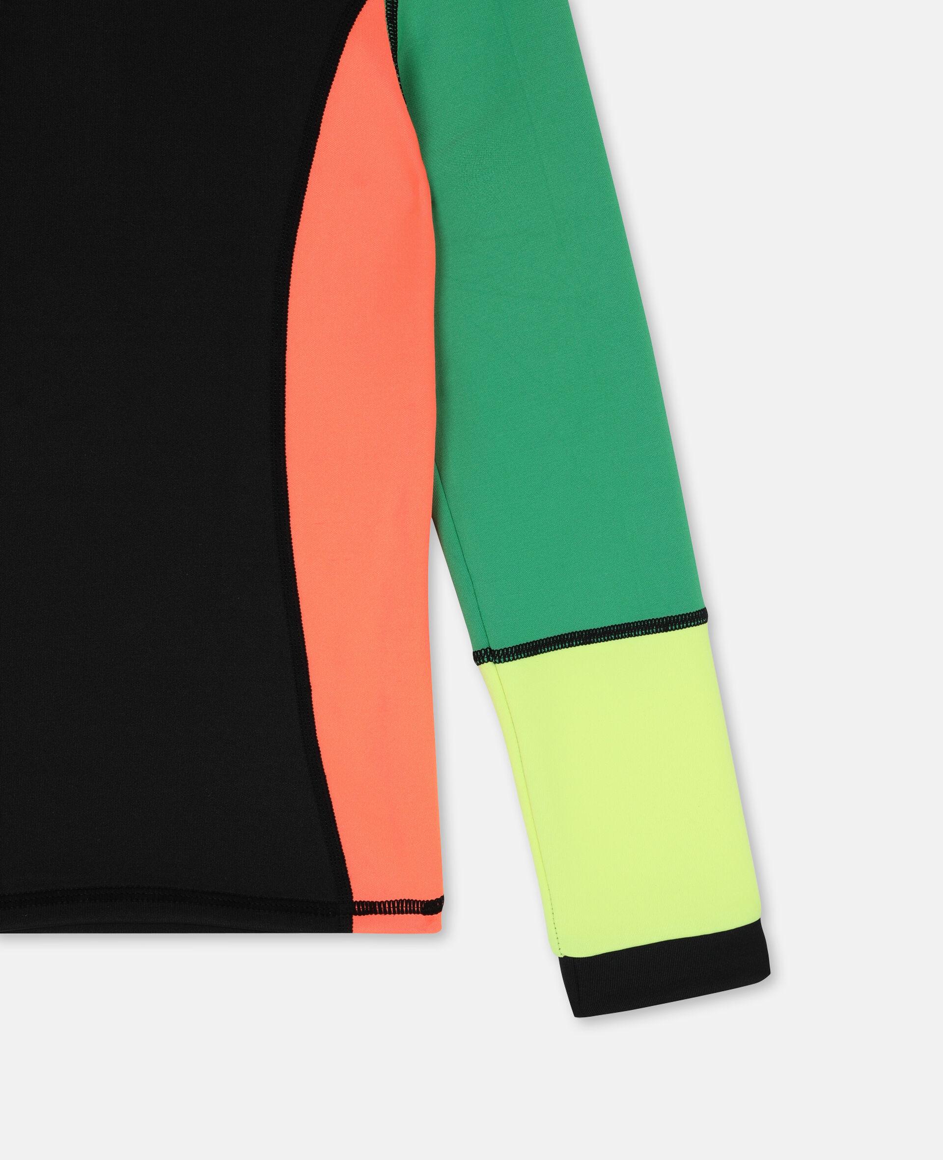 多色潜水游泳 T 恤 -Multicolored-large image number 1