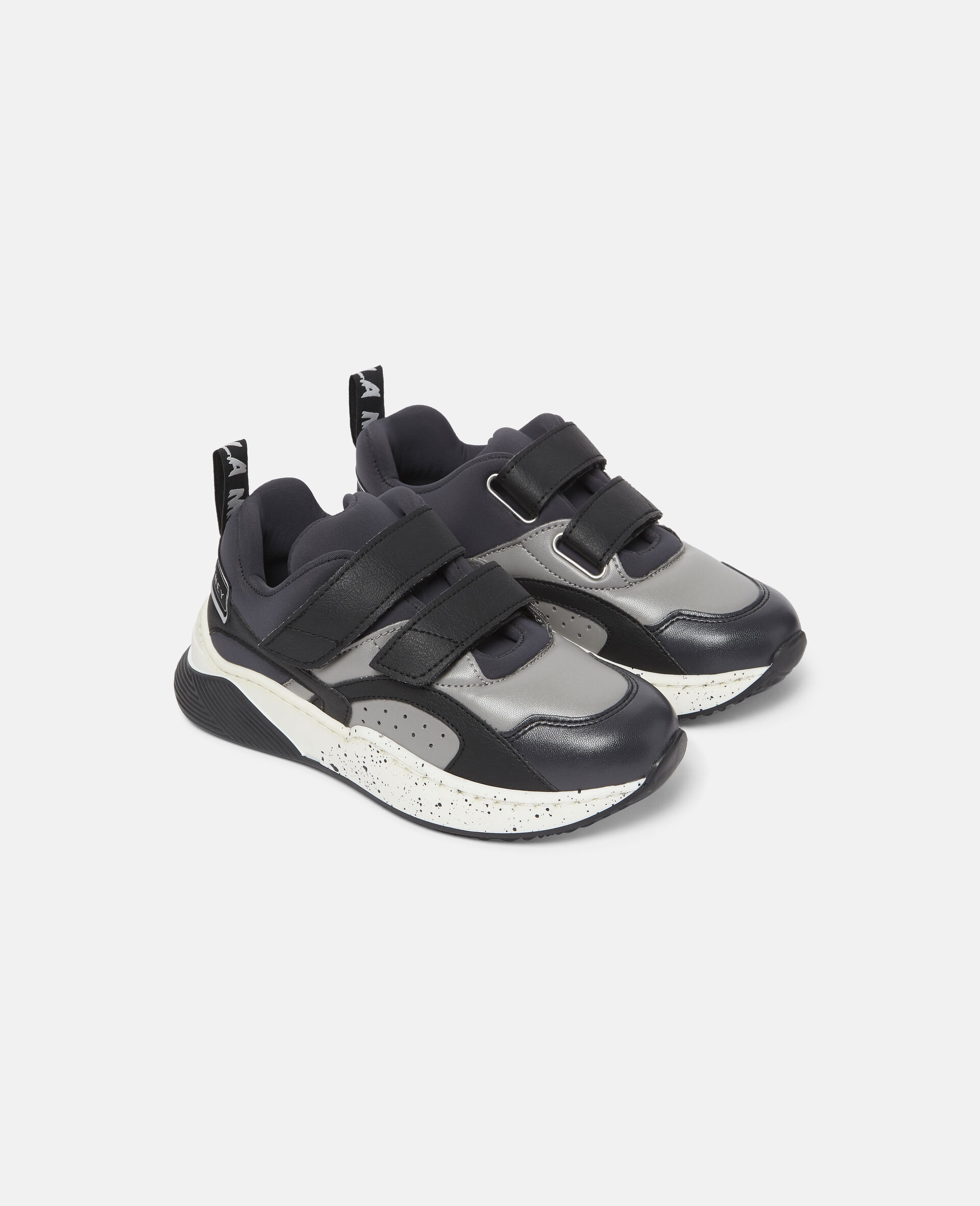 Sports Trainers-Grey-large image number 3