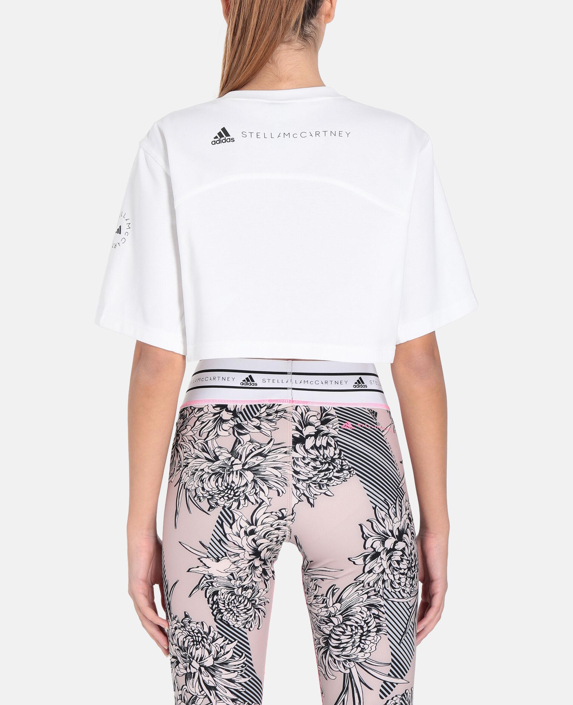 Future Playground Crop T-Shirt-White-large image number 2
