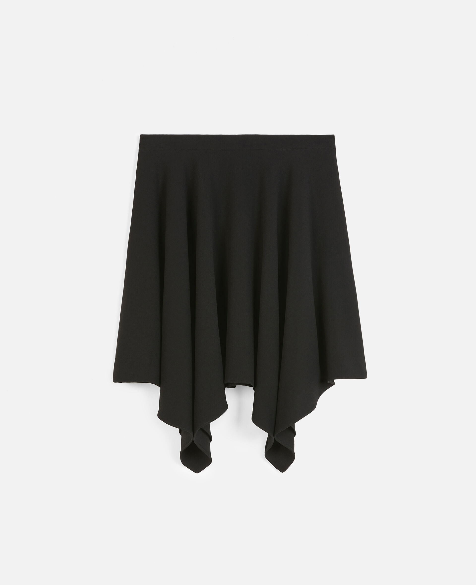 Livia Mini Skirt-Black-large image number 0
