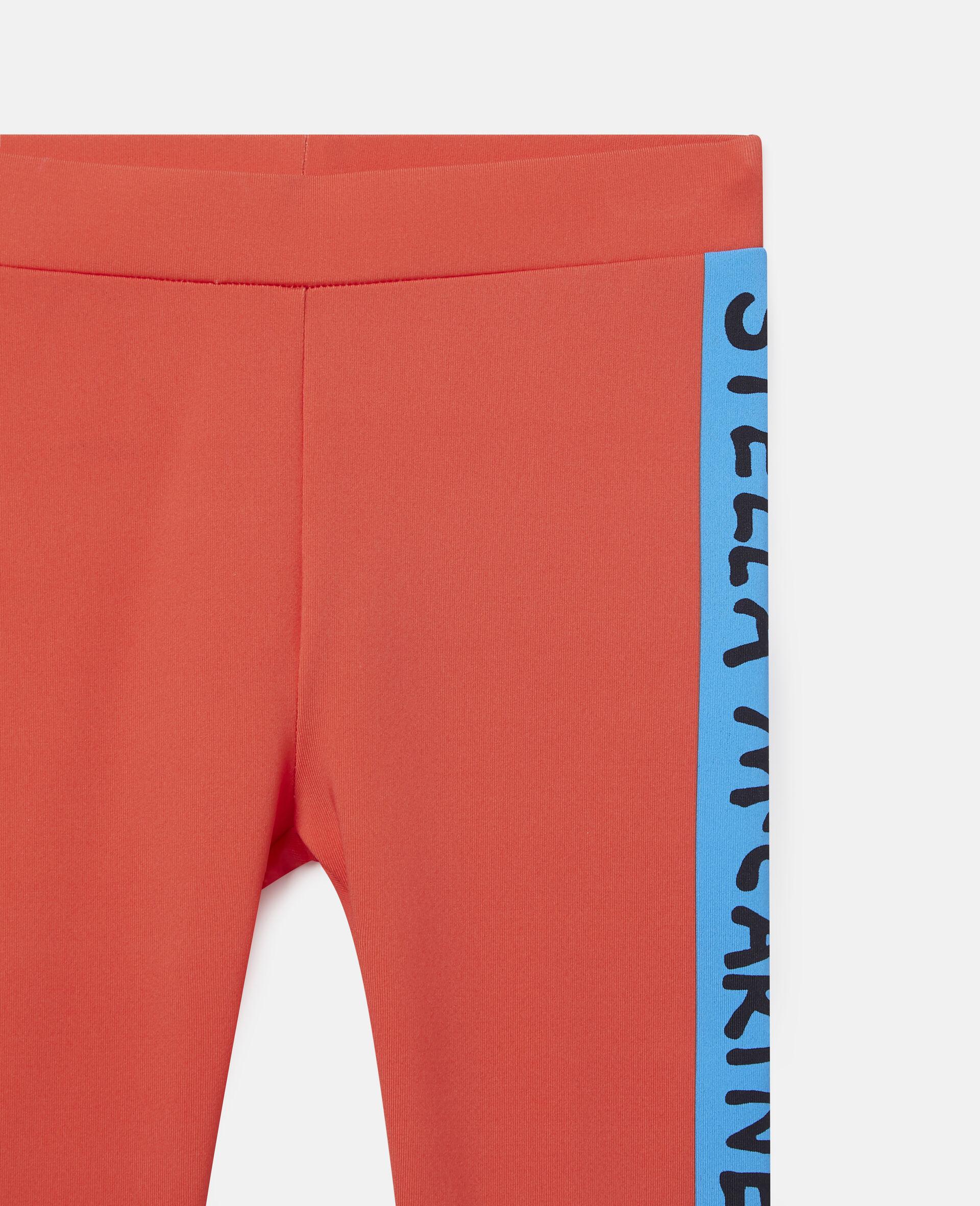 Legging motif crayons Stella-Rouge-large image number 2