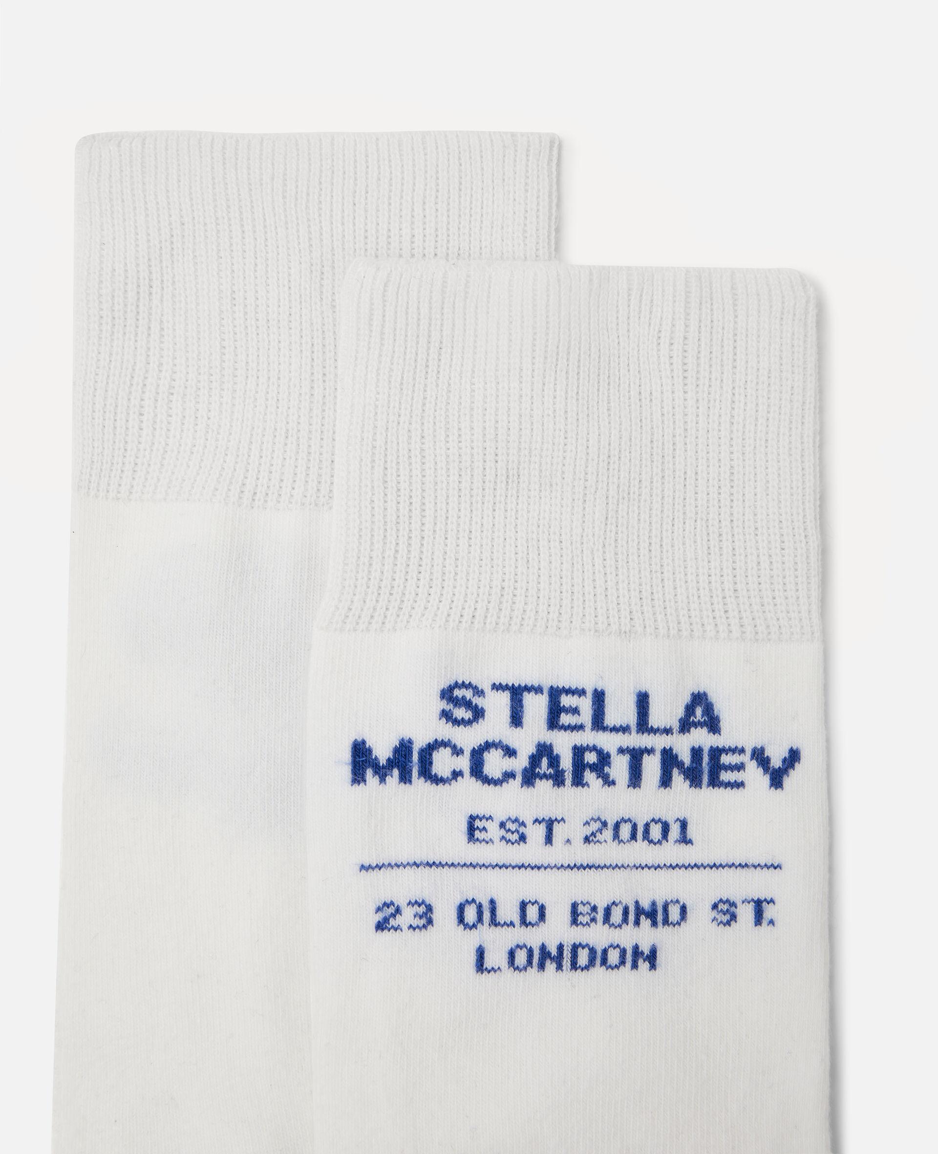 23 OBS Socks -White-large image number 1