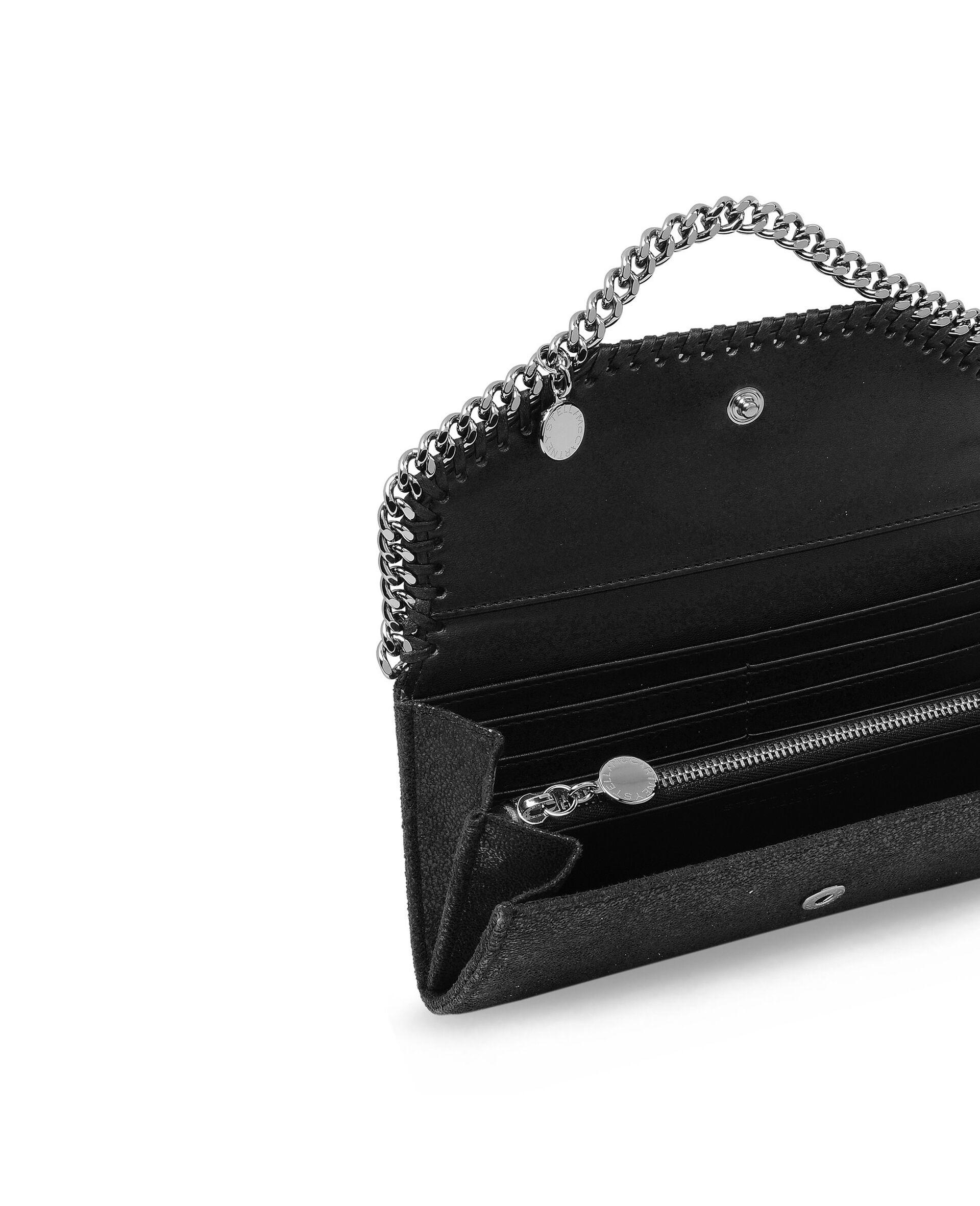 Falabella Continental Wallet-Black-large image number 2